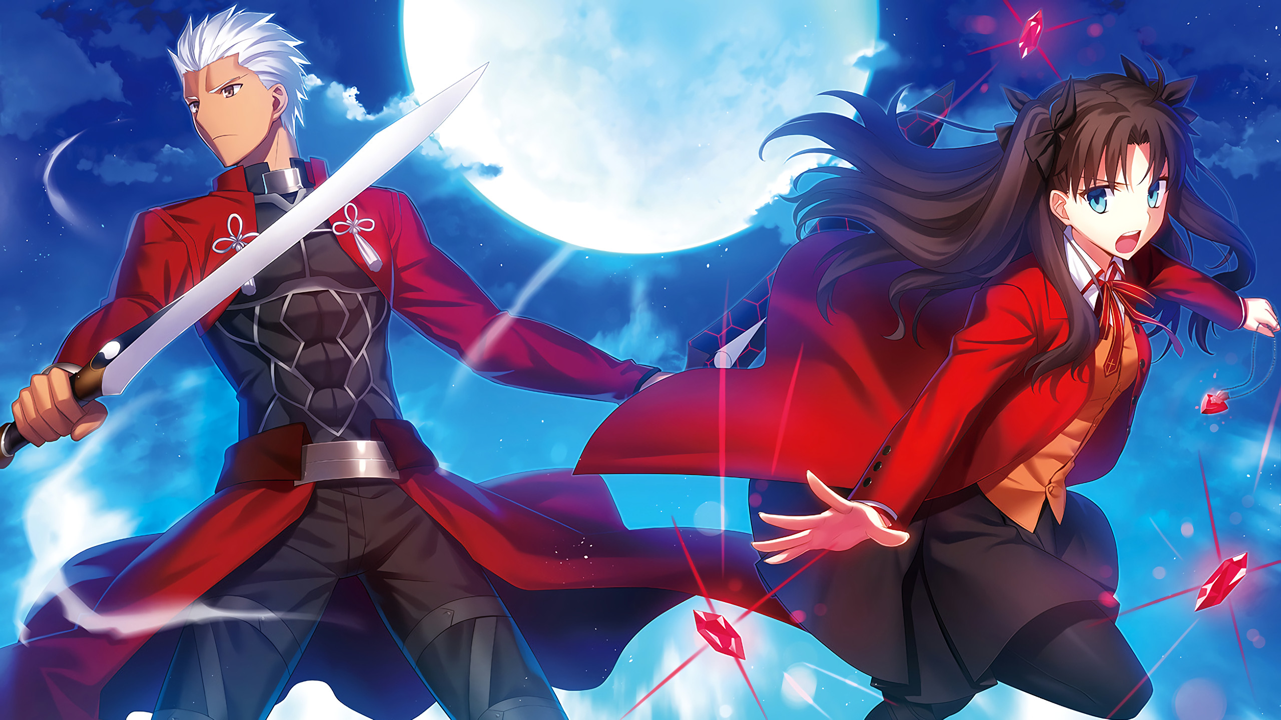 2560x1440 Fate Stay Night Archer Wallpapers For Android