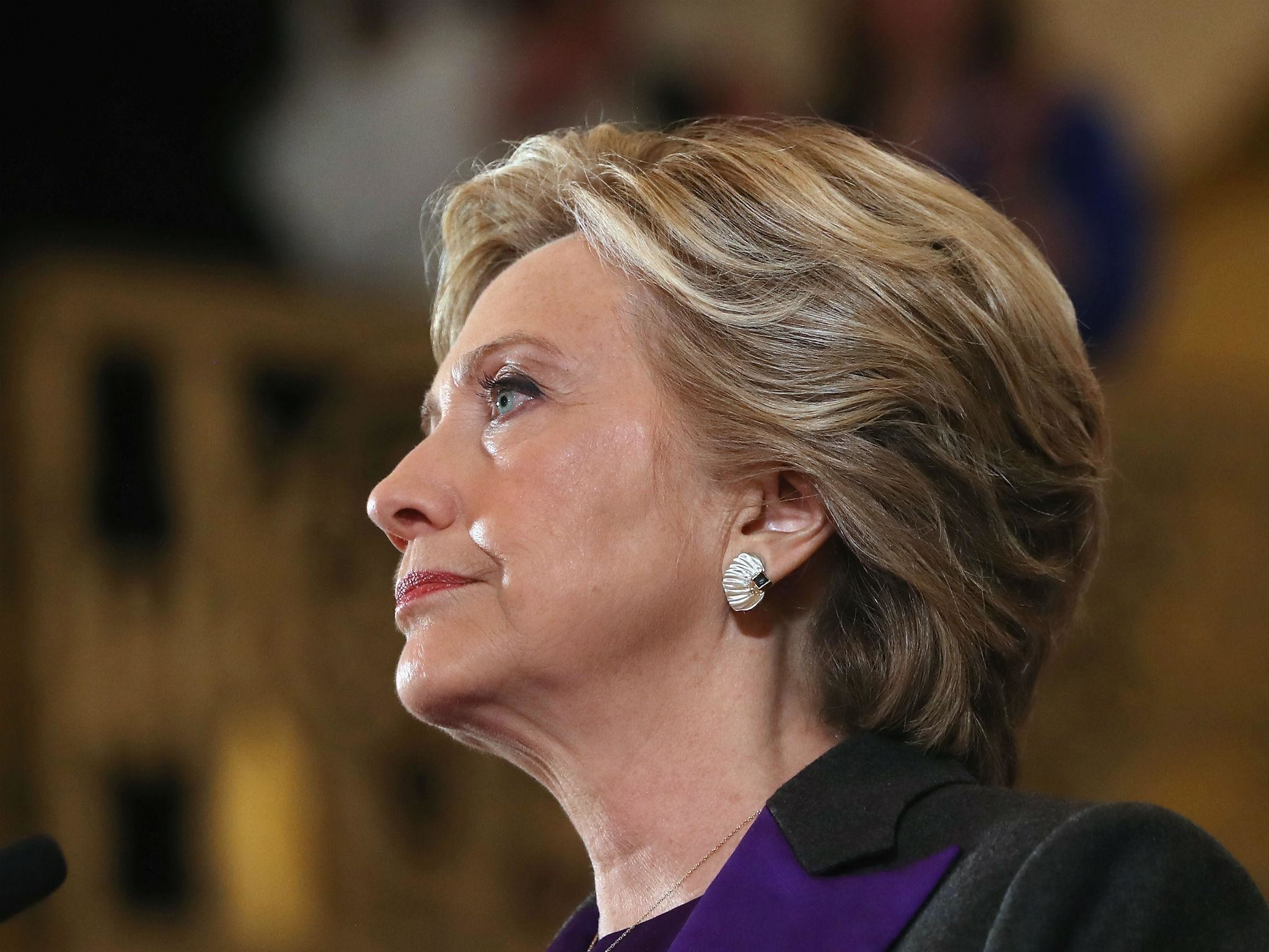 2048x1536 Hillary Clinton concession speech: 'America is more deeply divided than we  thought' | The Independent