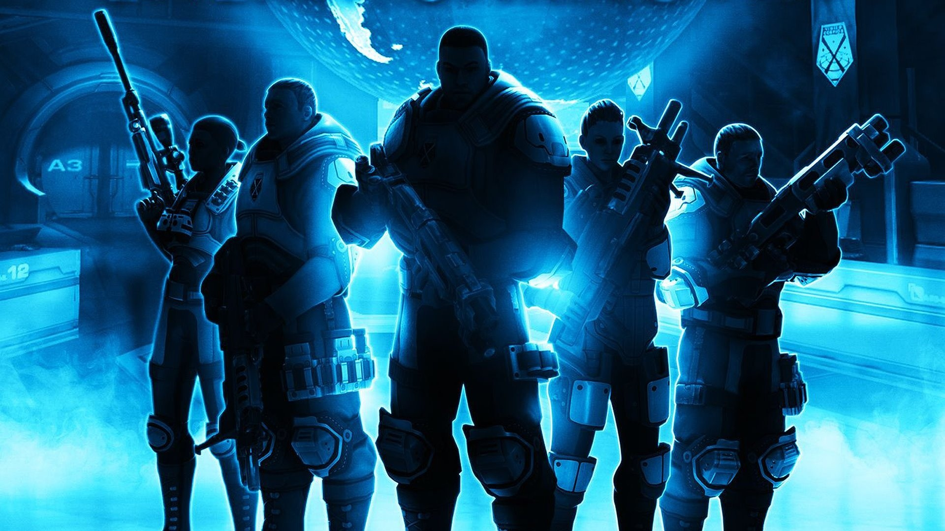 1920x1080 Download now full hd wallpaper xcom enemy unknown squad figure art ...