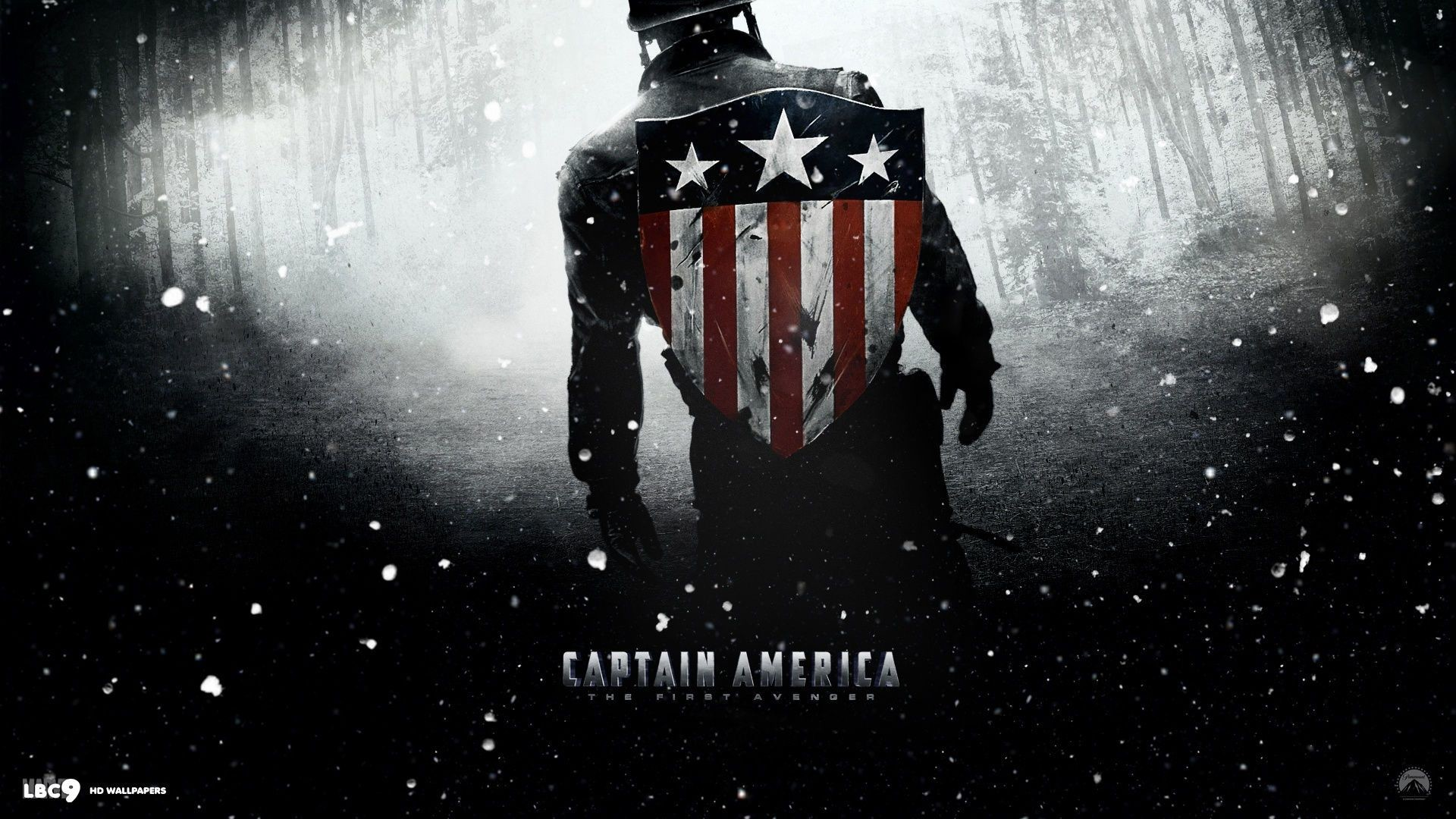1920x1080 Wallpaper Hd Captain America The First Avenger - 1530981