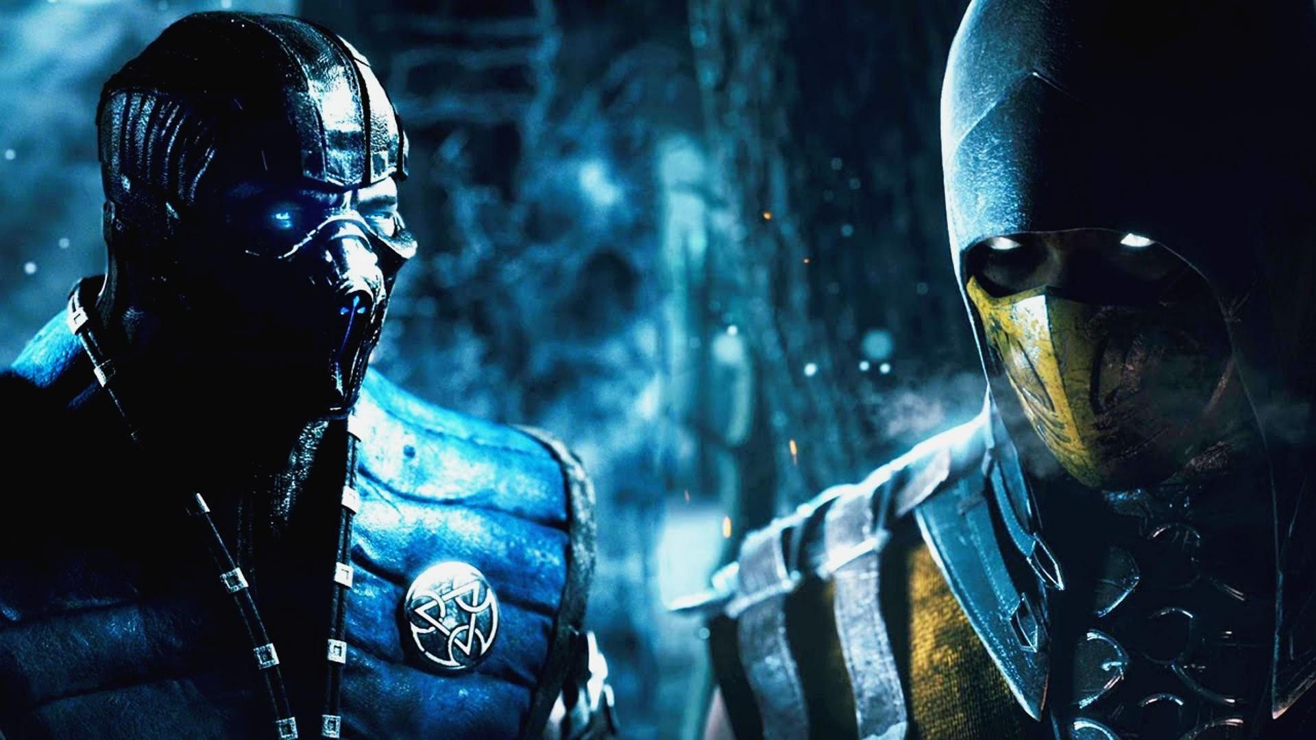 Mortal Kombat 11 Scorpion Wallpaper Hd Hd Blast