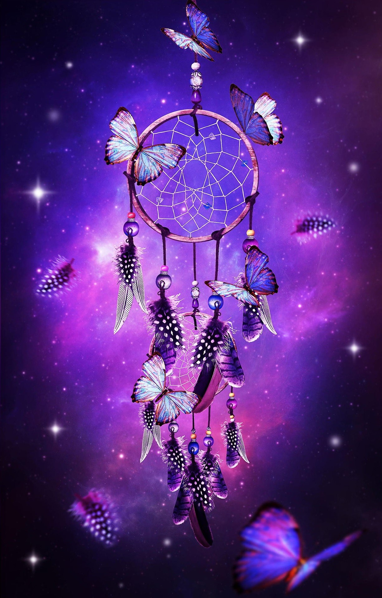 Colorful Dream Catcher Wallpaper 57 Images