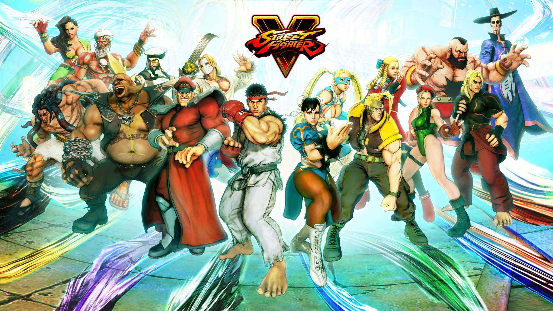 Street Fighter 5 Wallpapers (59+ images)