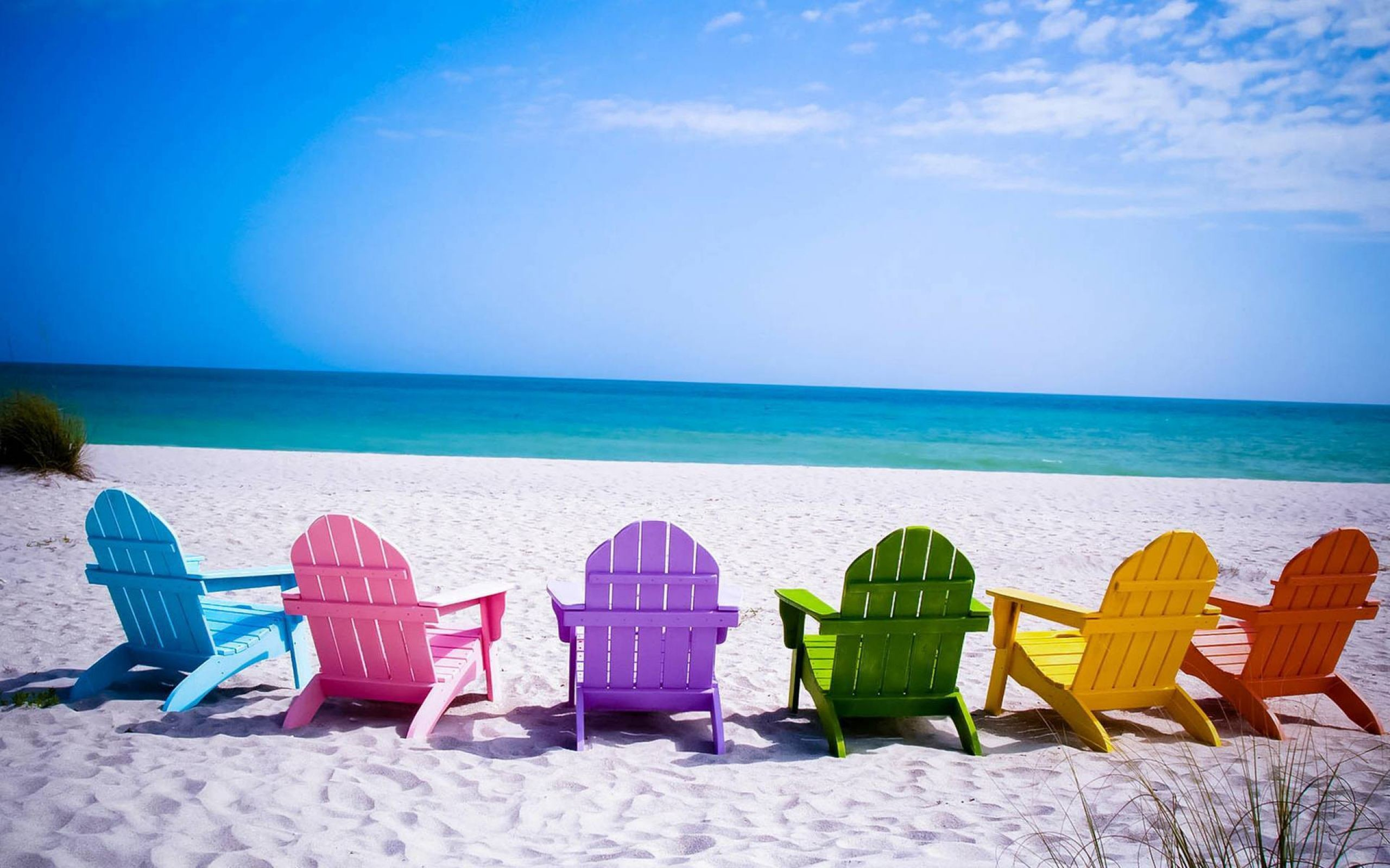 Summer Beach Scenes Wallpaper (45+ Images