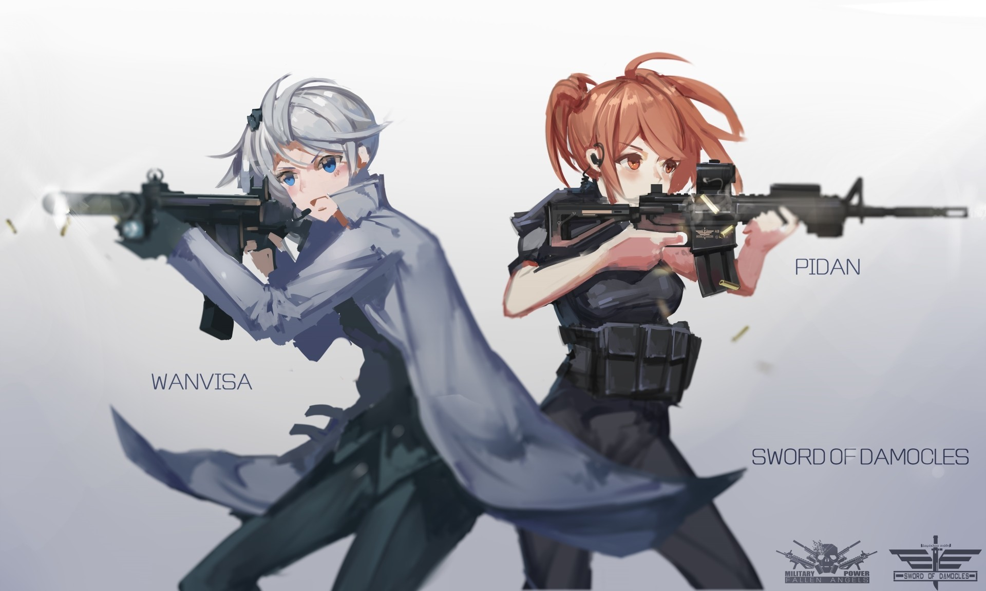 anime gun wallpaper (61+ images)