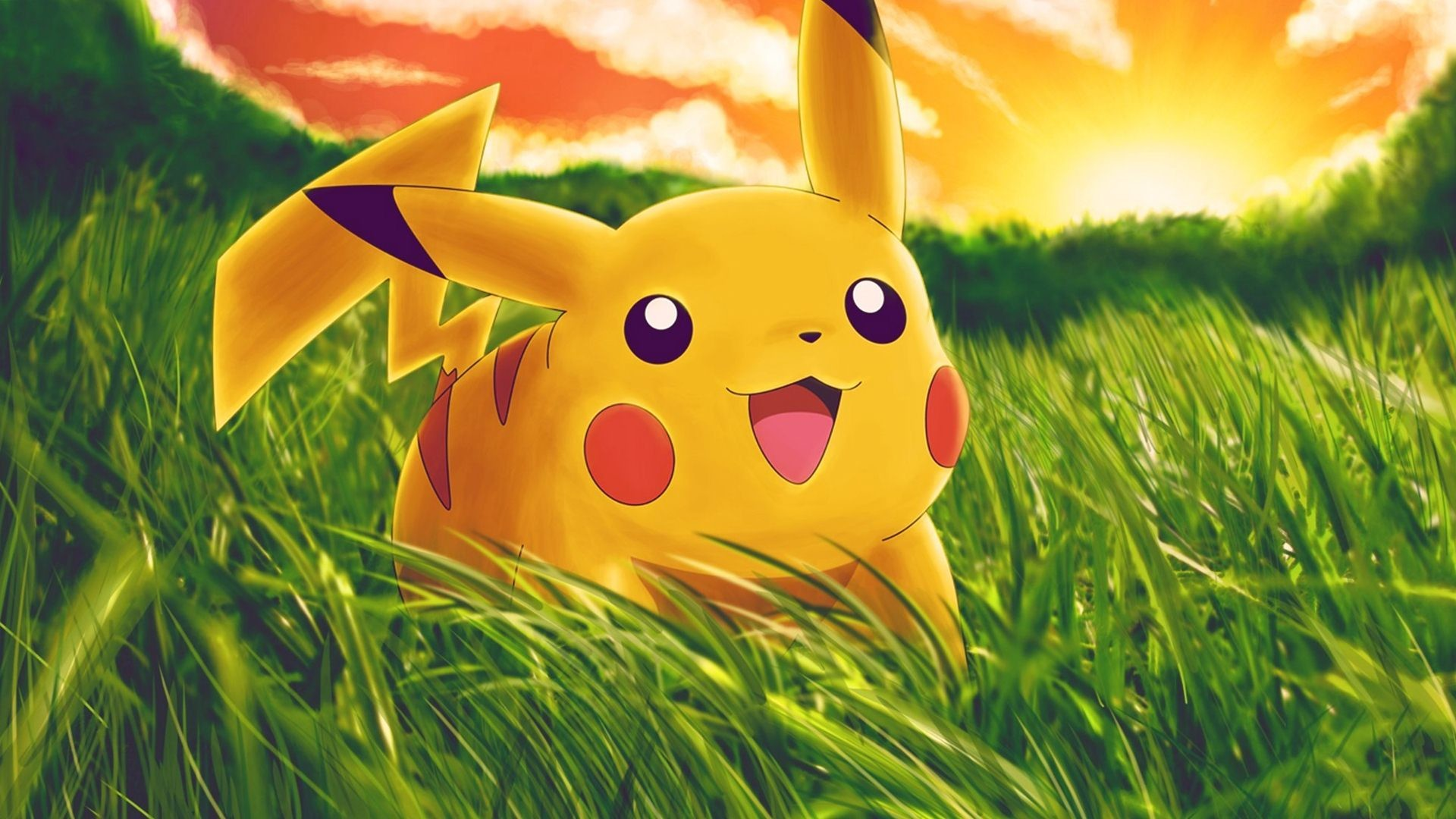 Cool Pikachu Wallpapers 77 Images