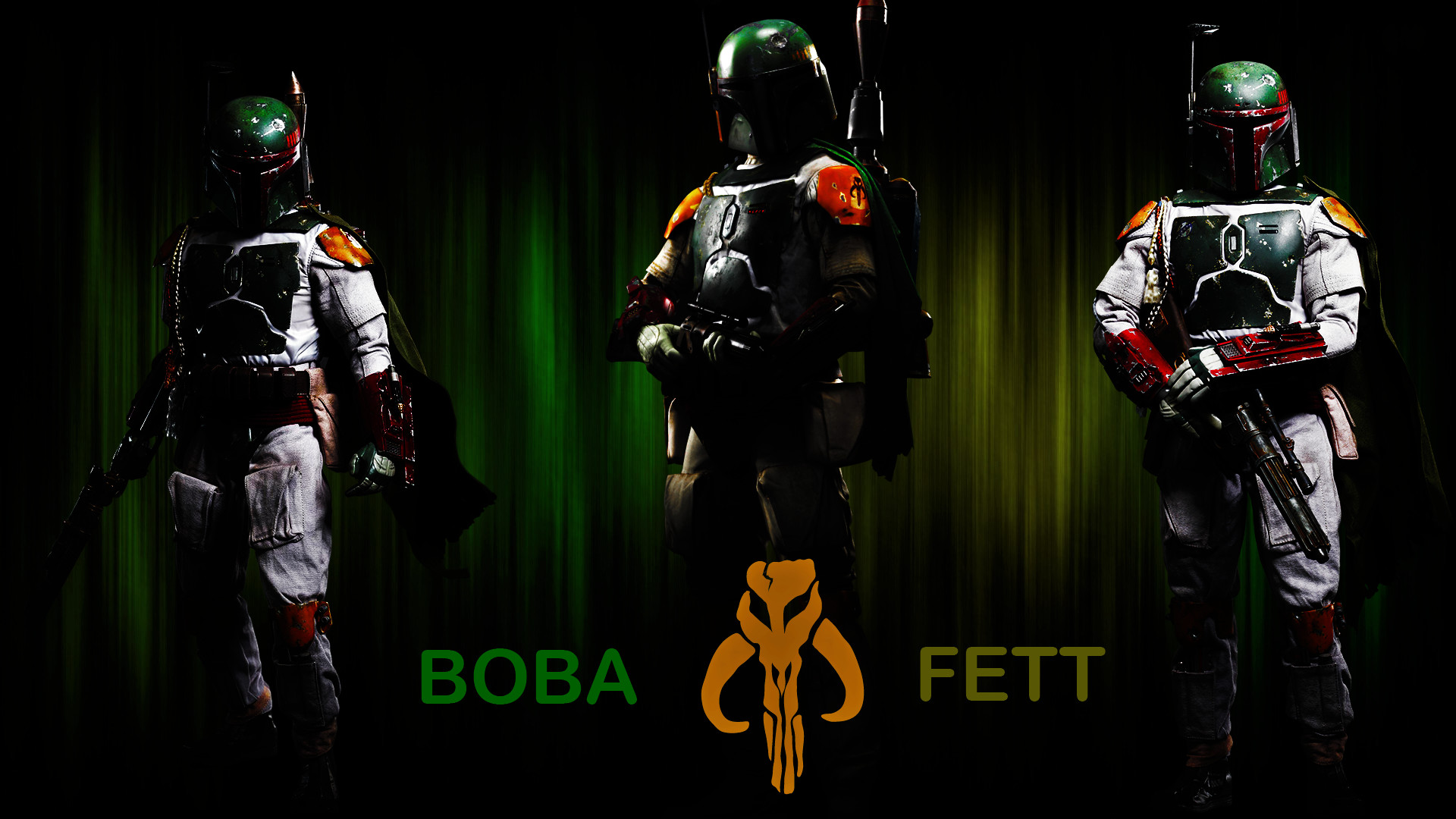1920x1080 ... Star Wars-Boba Fett Wallpaper by TheRenegade01