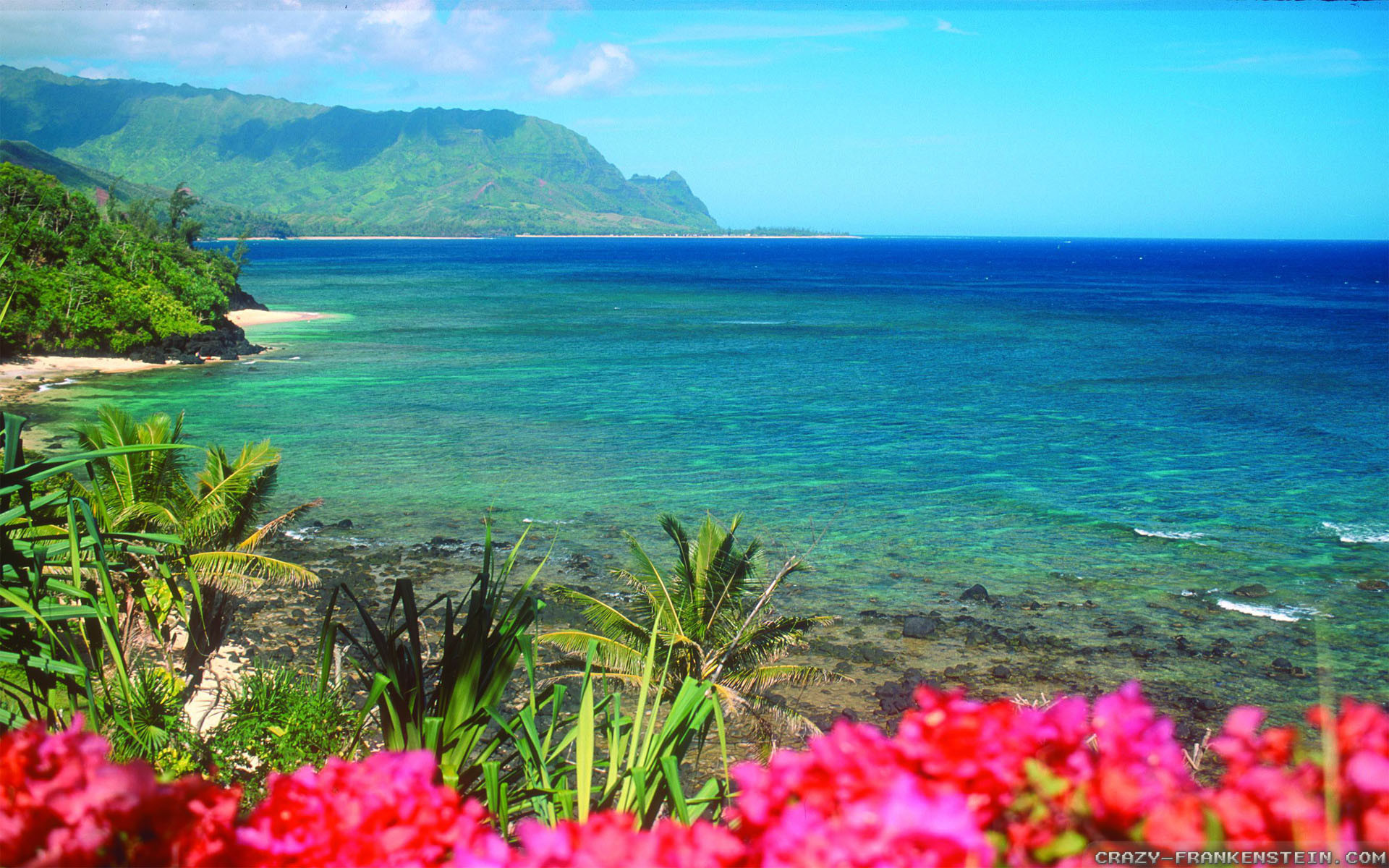 1920x1200 Beautiful Hawaii Wallpaper