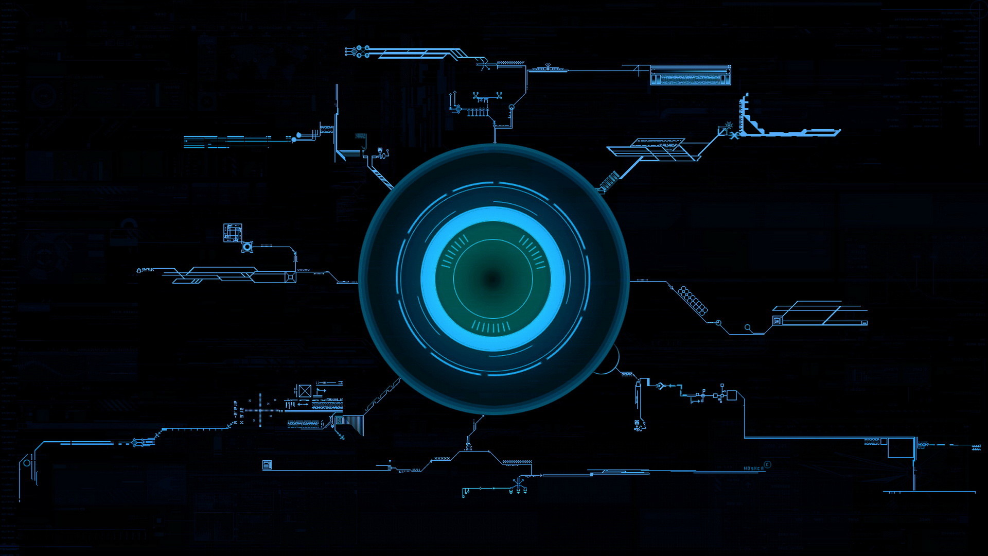 Jarvis Iron Man Wallpaper HD (74+ Images