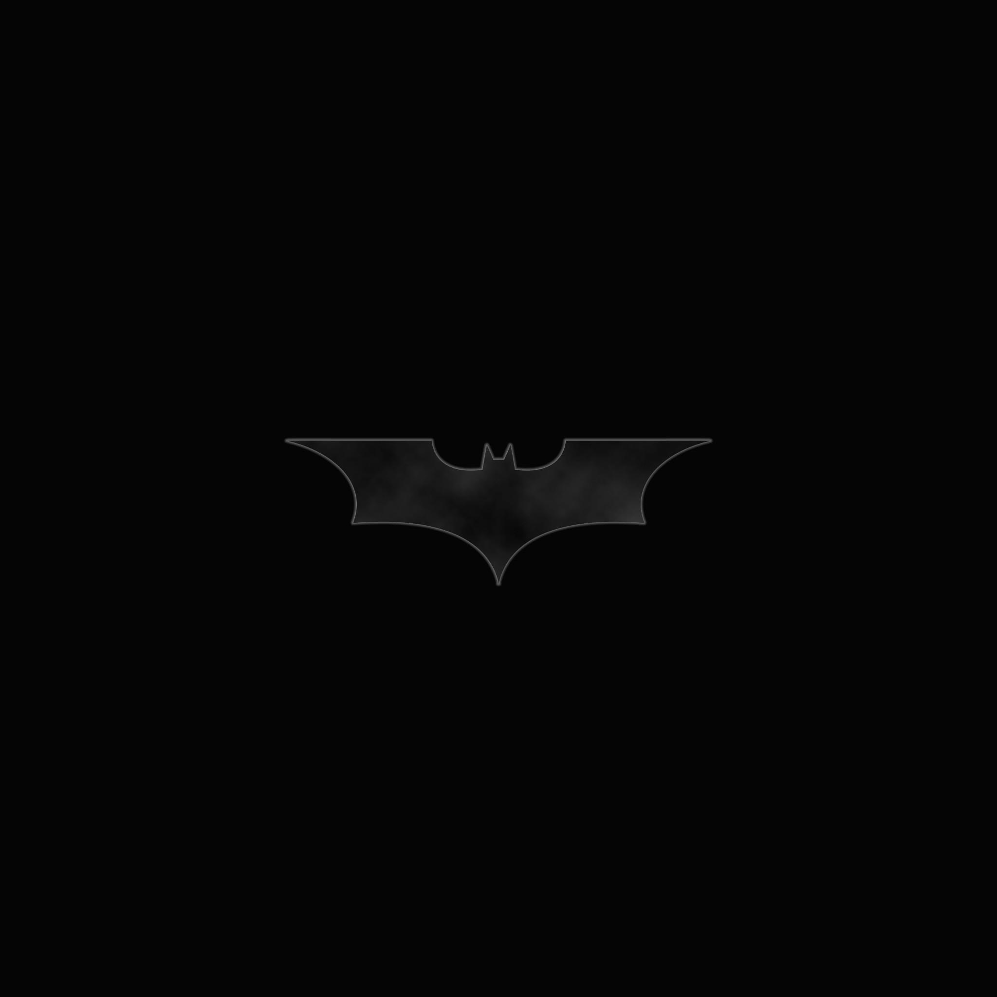 Black Iphone Wallpaper: Batman Logo Wallpaper HD (74+ Images