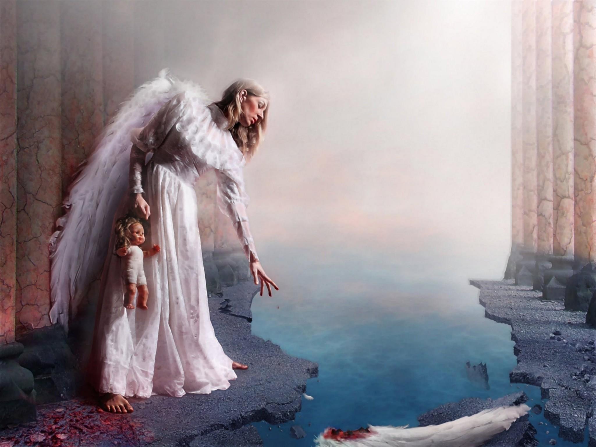 Desktop Angel Pictures Wallpaper (63+ images)