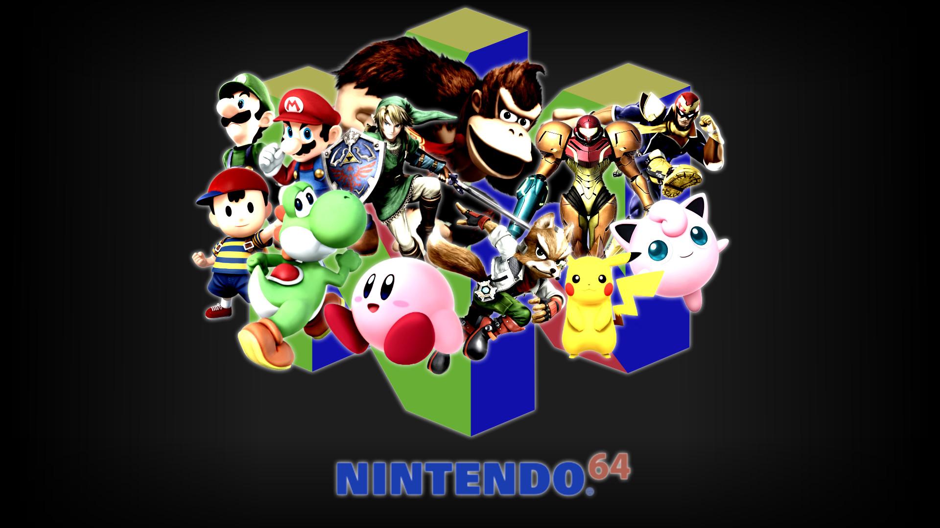 N64 wallpaper