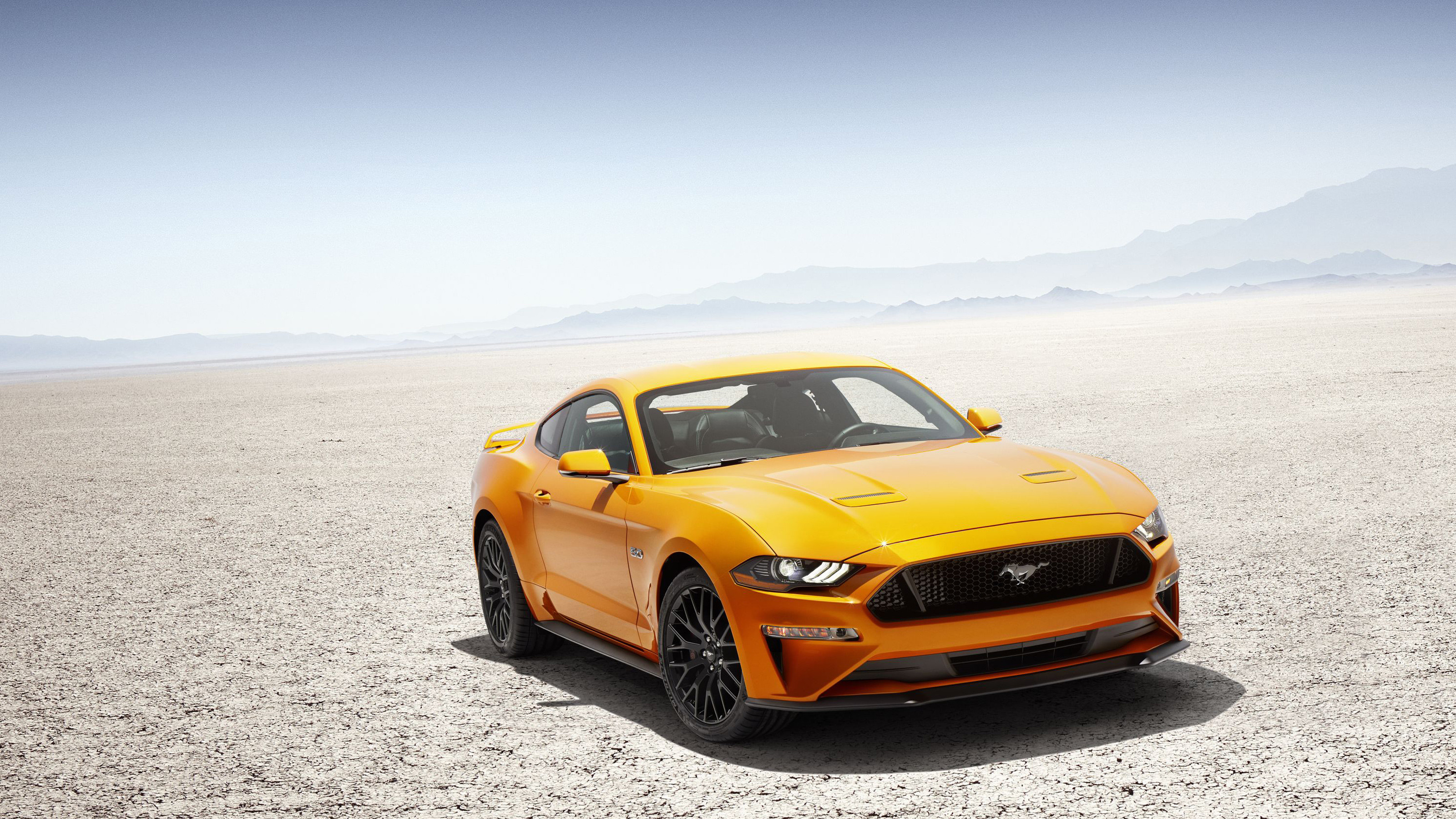 3200x1800 2018 Ford Mustang V8 GT