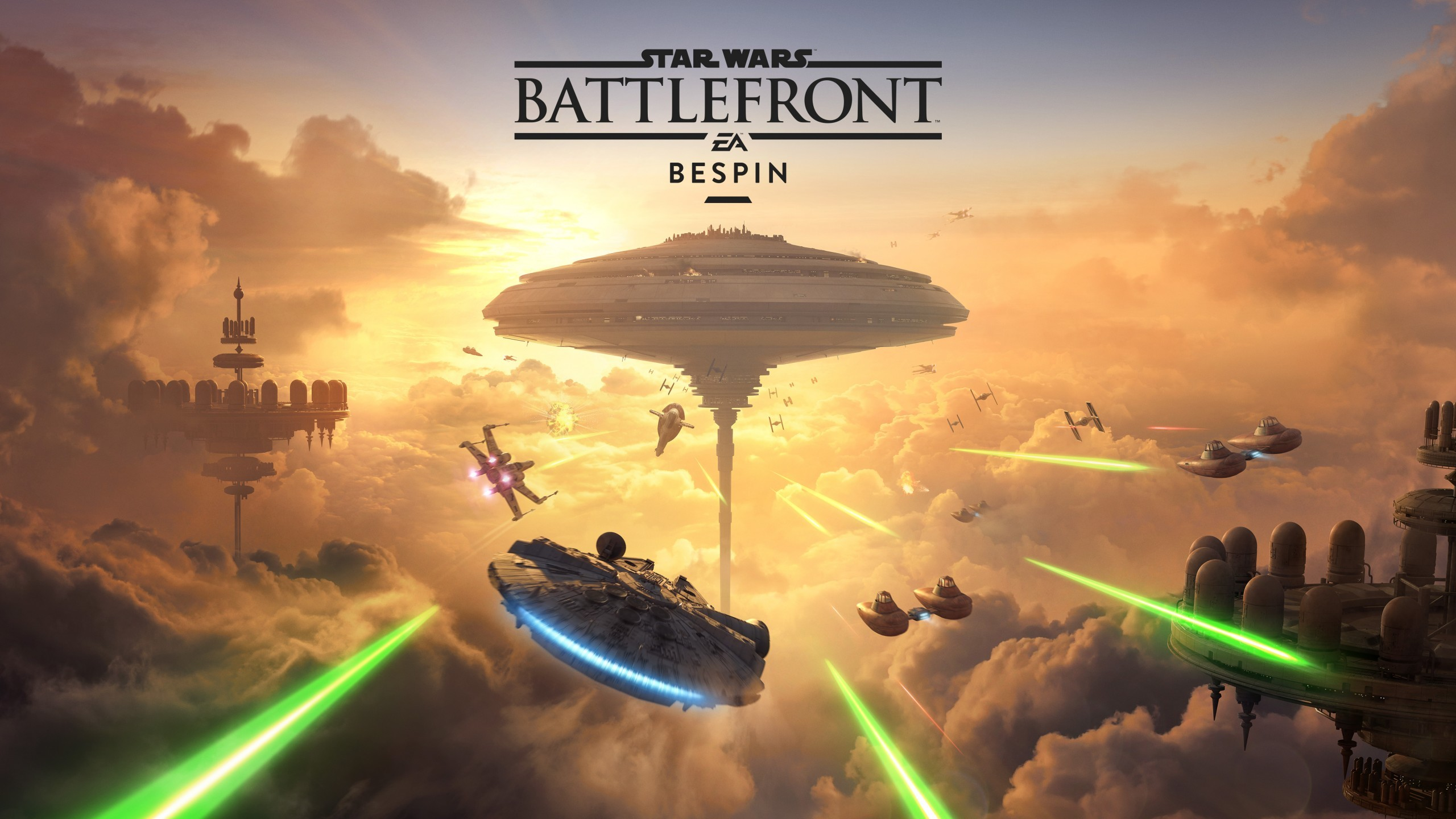 2560x1440 Games / Star Wars Battlefront Wallpaper