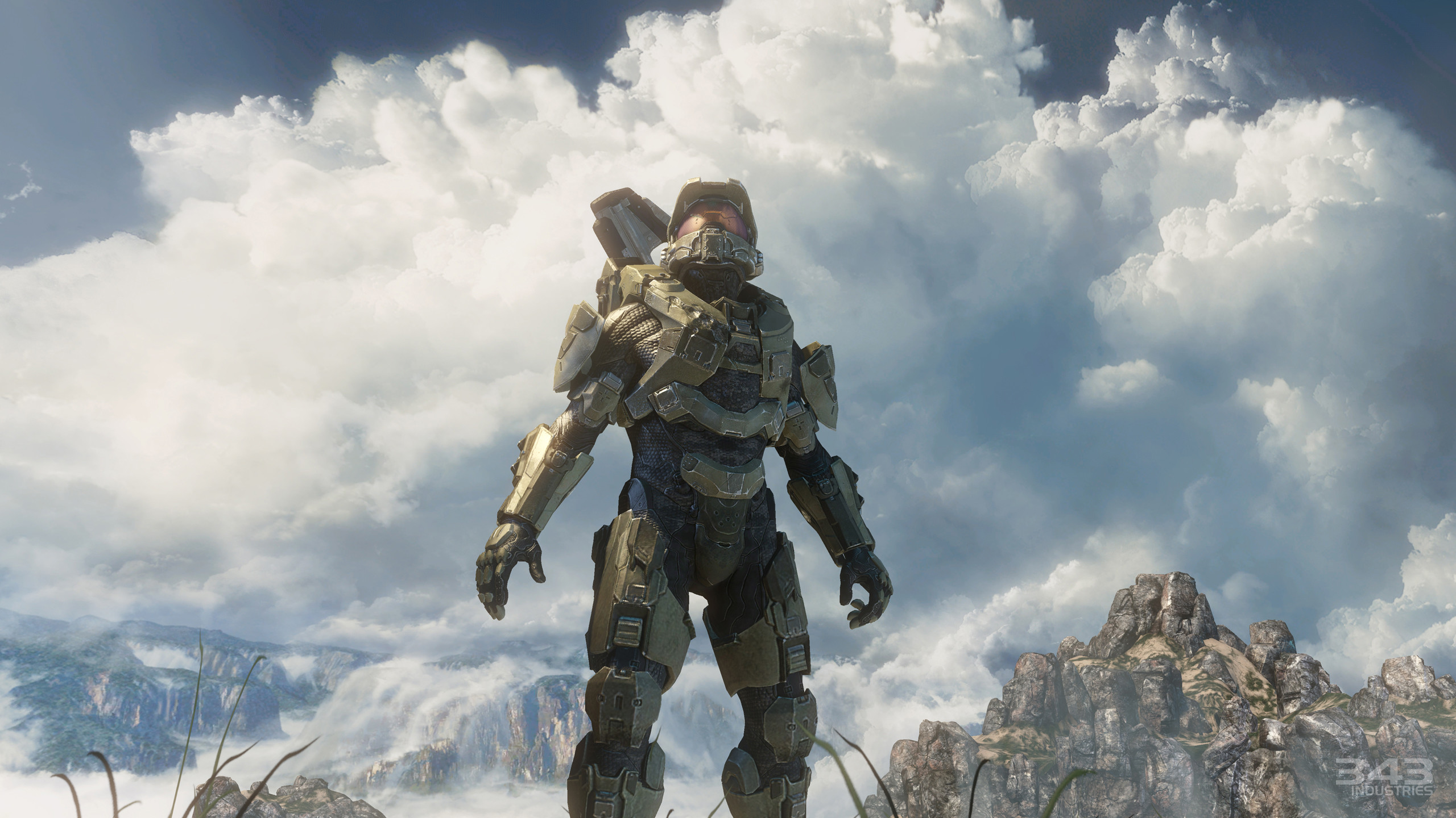 2560x1440 Master Chief · HD Wallpaper | Background ID:257823