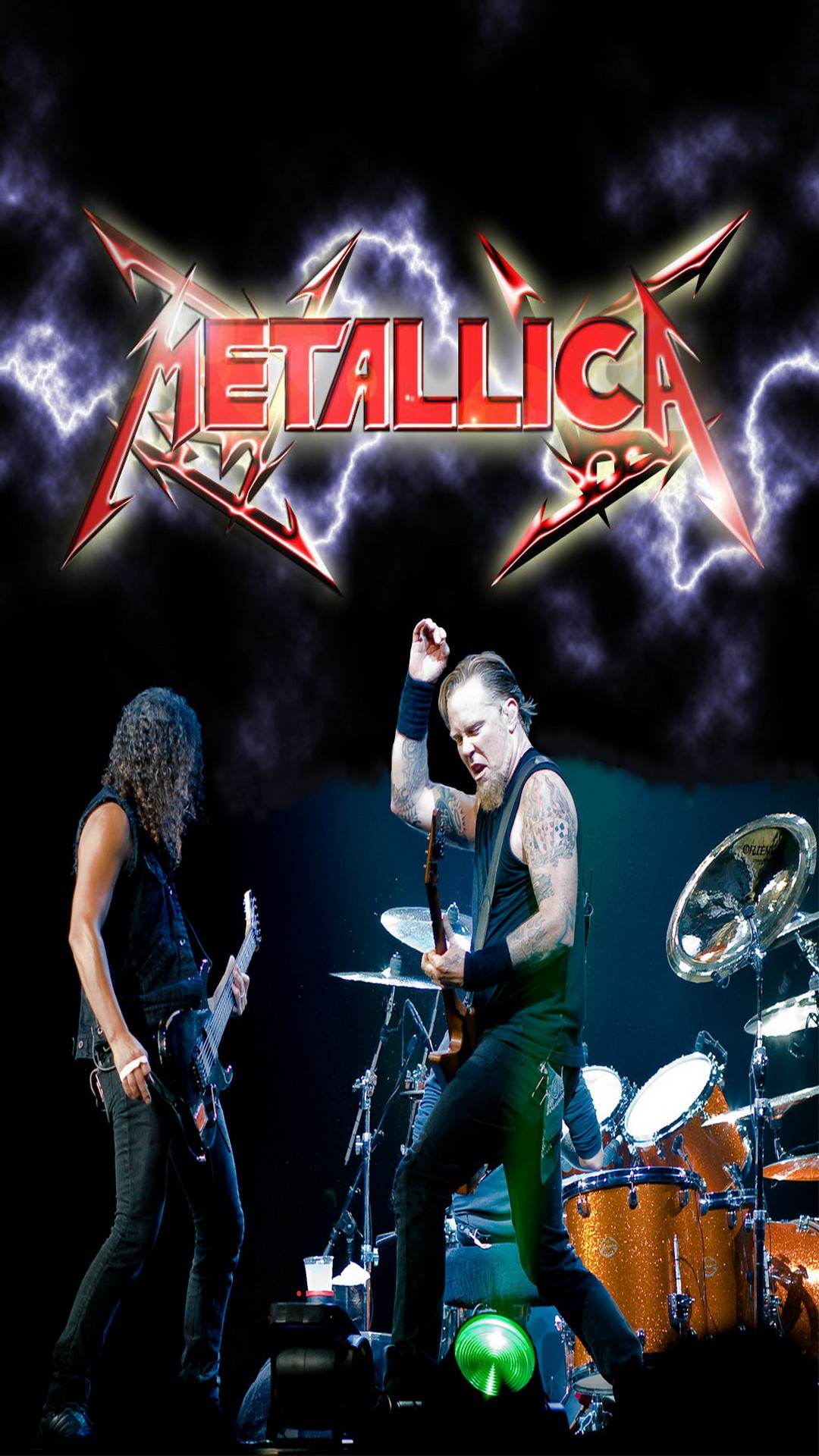 1080x1920 Metallica iPhone 6 Wallpaper, Plus HD | HD Wallpapers and iPhone 6 .