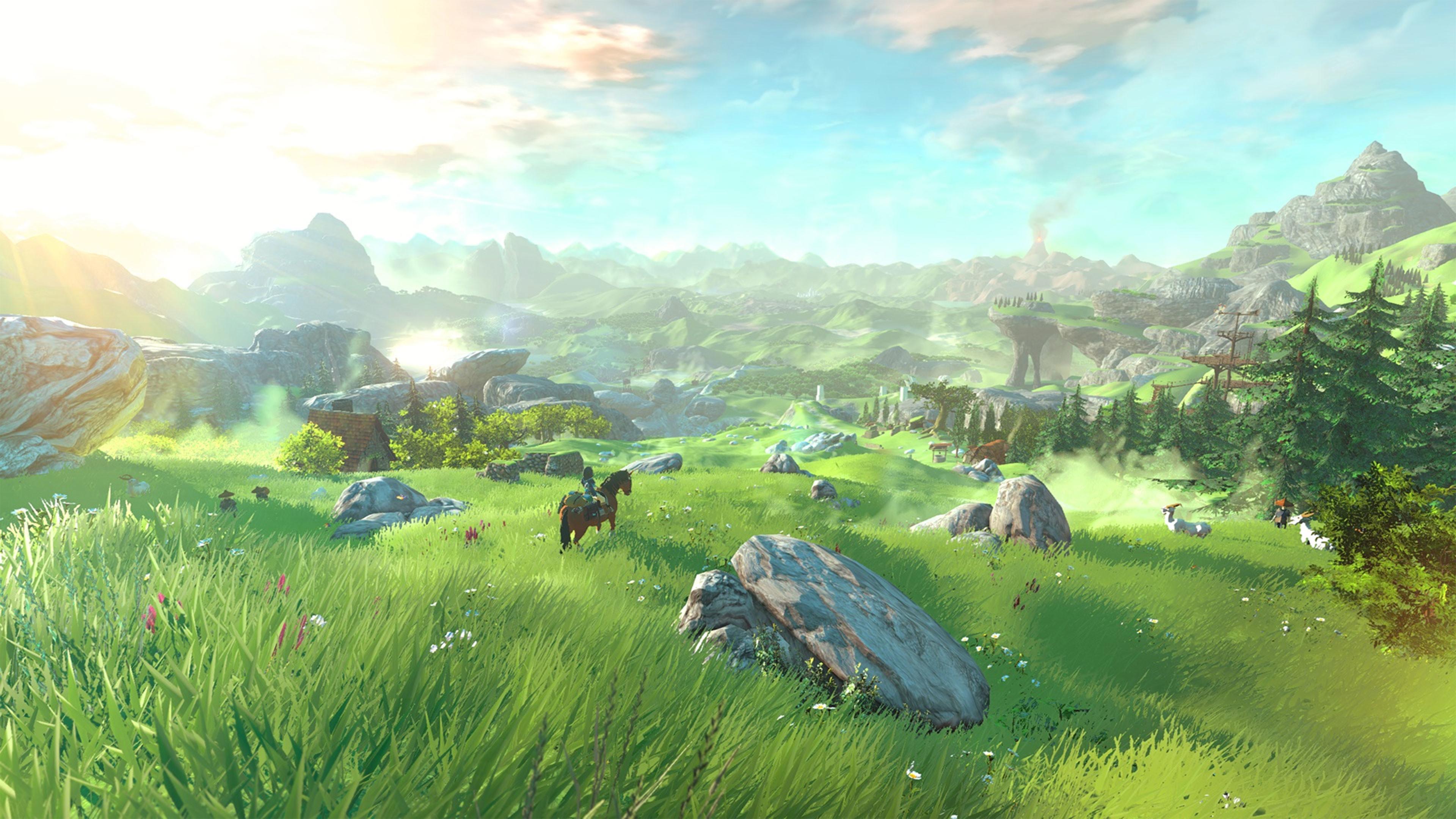 Zelda Wallpaper Hd 2018 47 Images