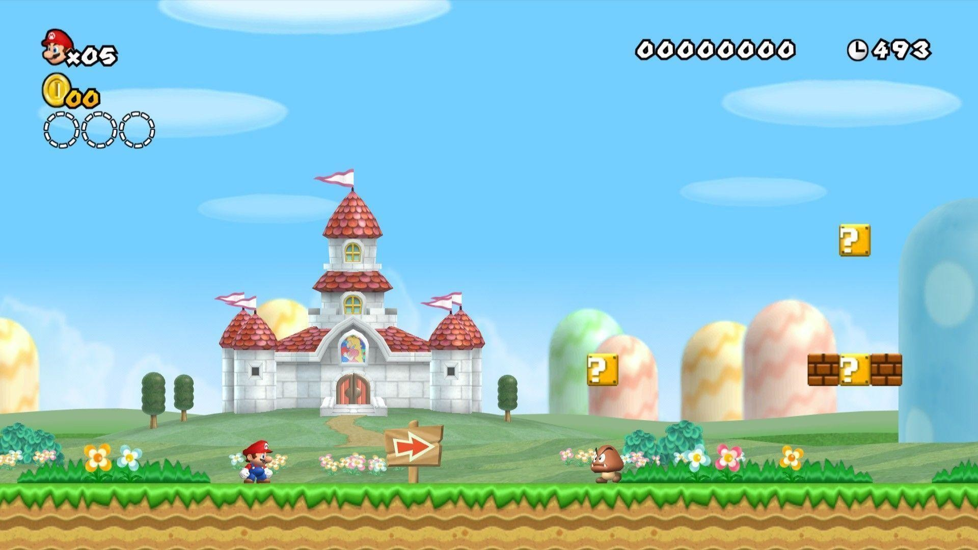 New Super Mario Bros Wallpaper (63+ images)