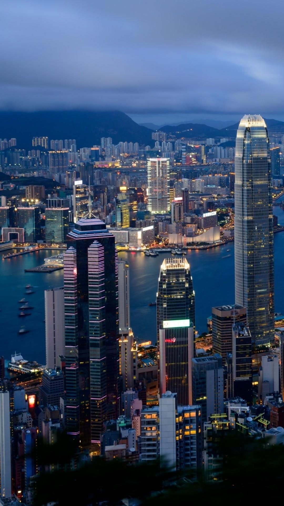 The Best Hong Kong Wallpaper Vertical Background