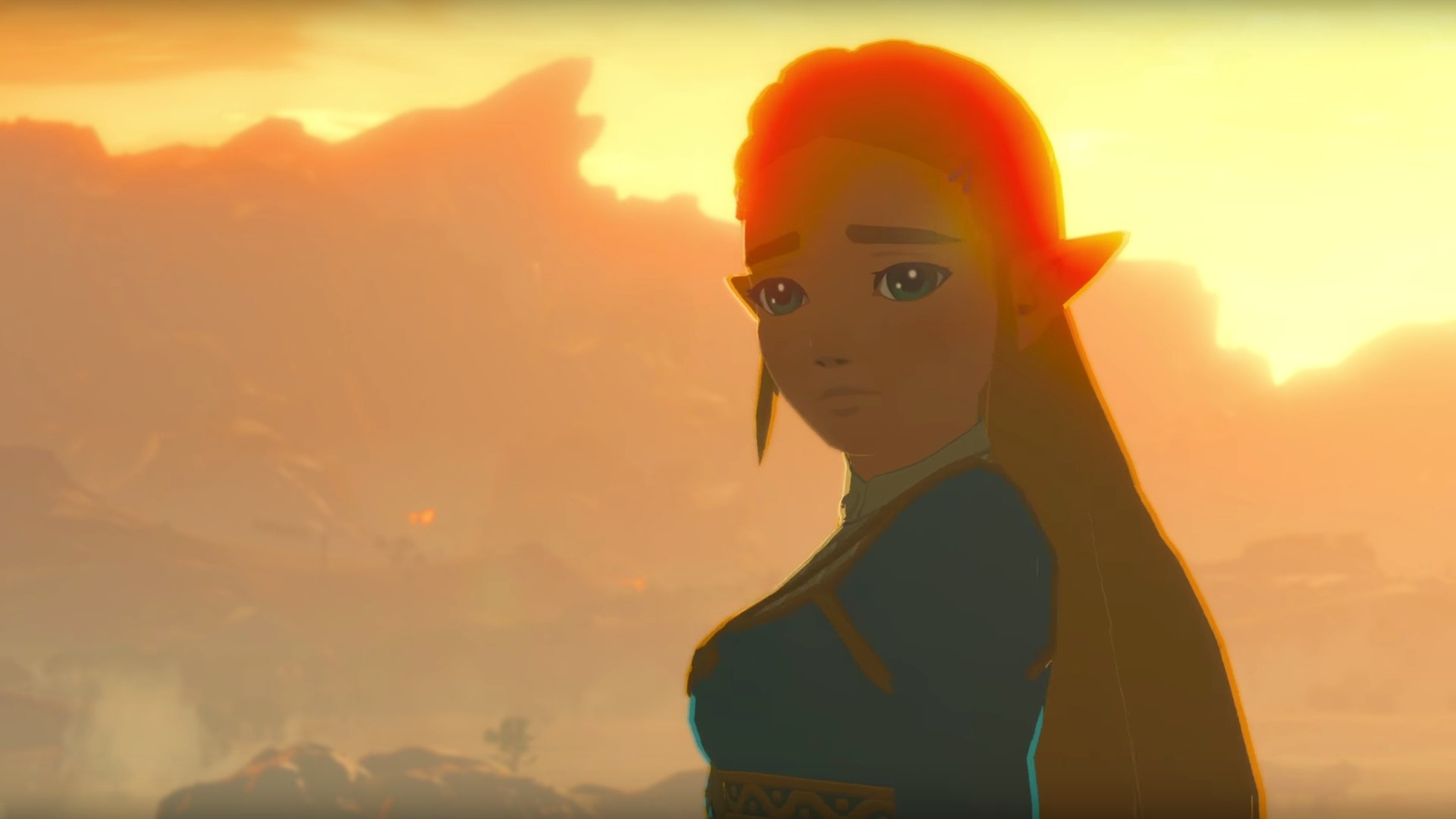 Legend Of Zelda Breath Of The Wild Wallpaper 1920x1080: 1080p Zelda Wallpaper (74+ Images