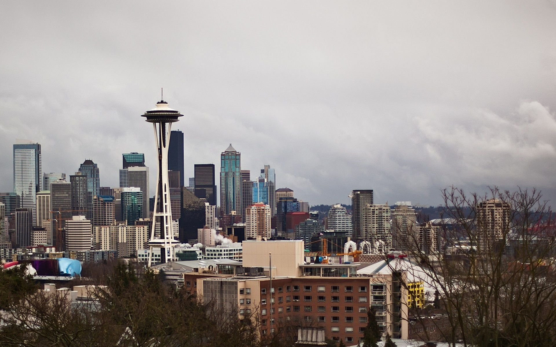 Seattle Hd Wallpaper 77 Images
