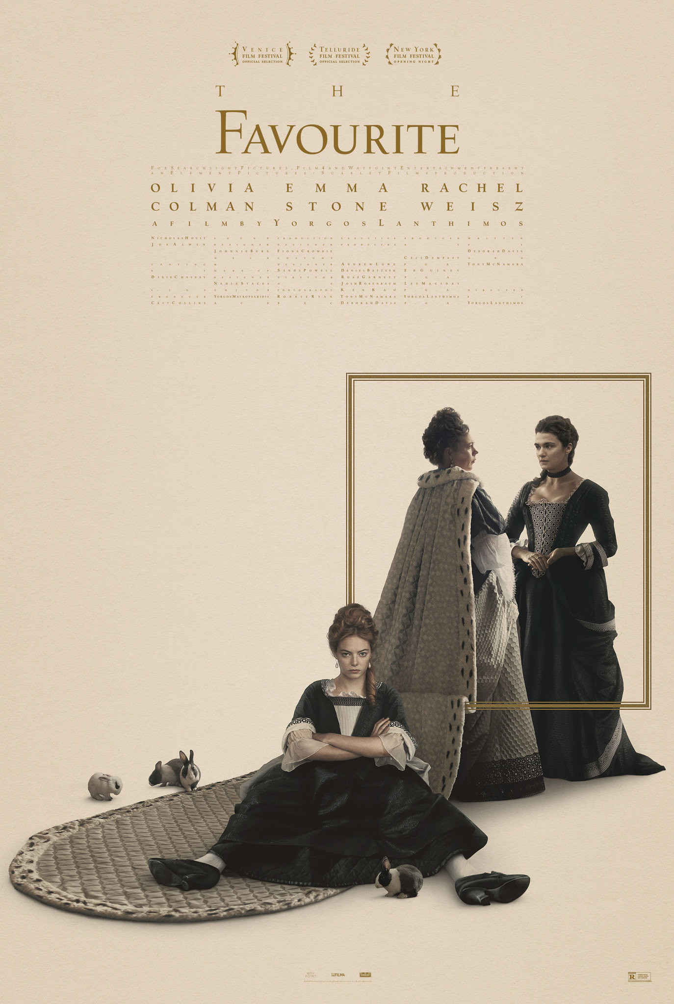 1374x2048 The Favourite (2018)