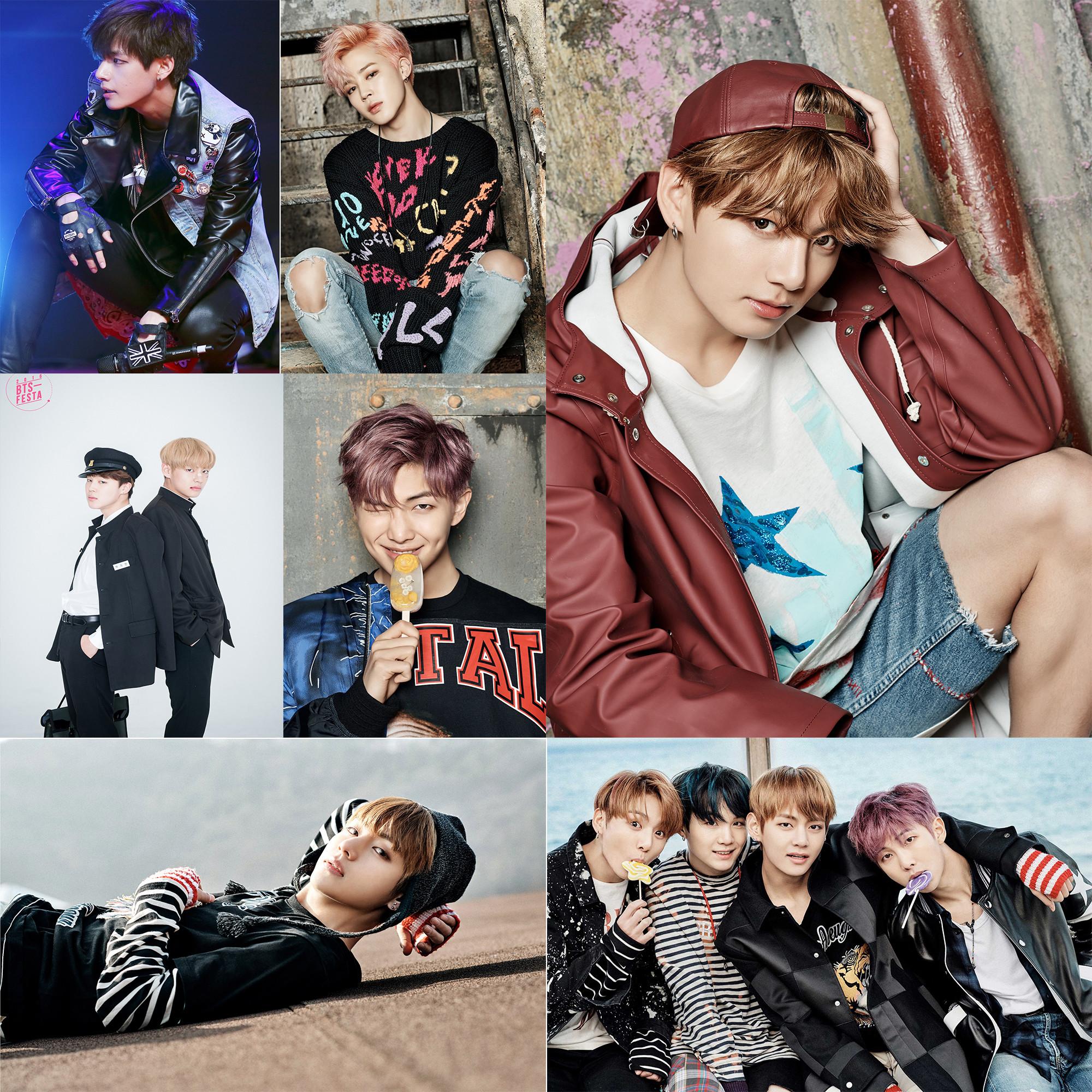 BTS Wallpaper 2018 (75+ images)
