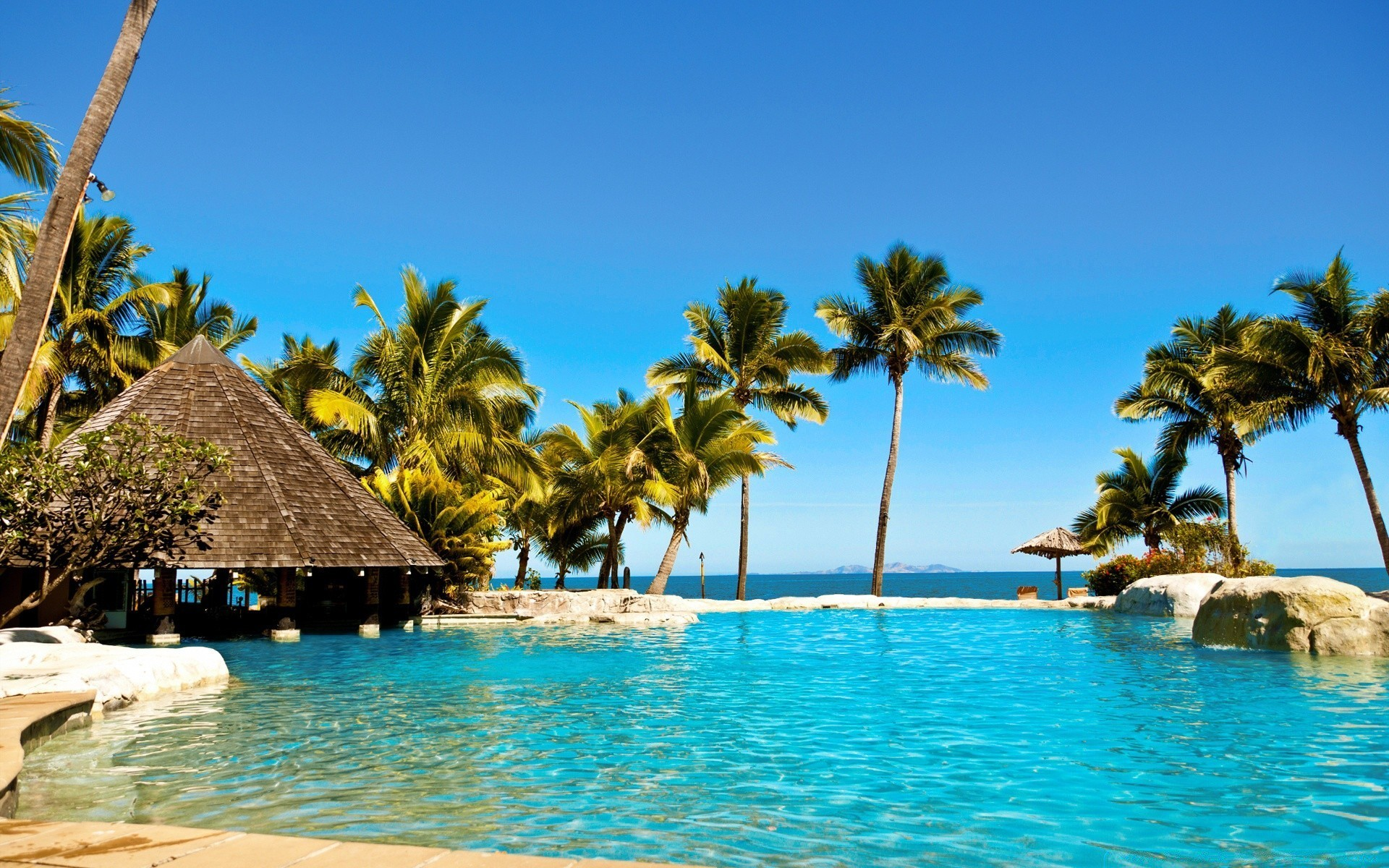 Exotic Beach Wallpaper 62 Images