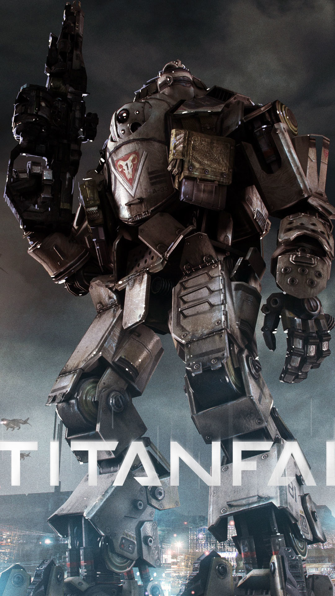 1080x1920 Titanfall wallpapers for iPhone 7