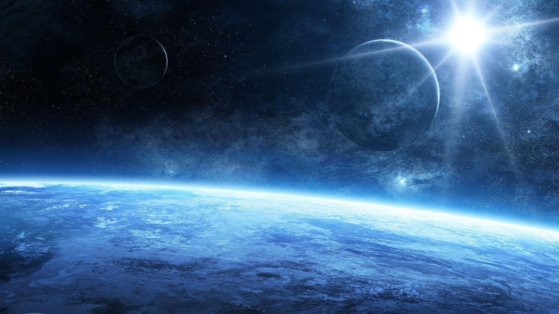 6 Awesome Cosmos Inspired Hd Wallpapers: Colorful Space Wallpapers (73+ Images