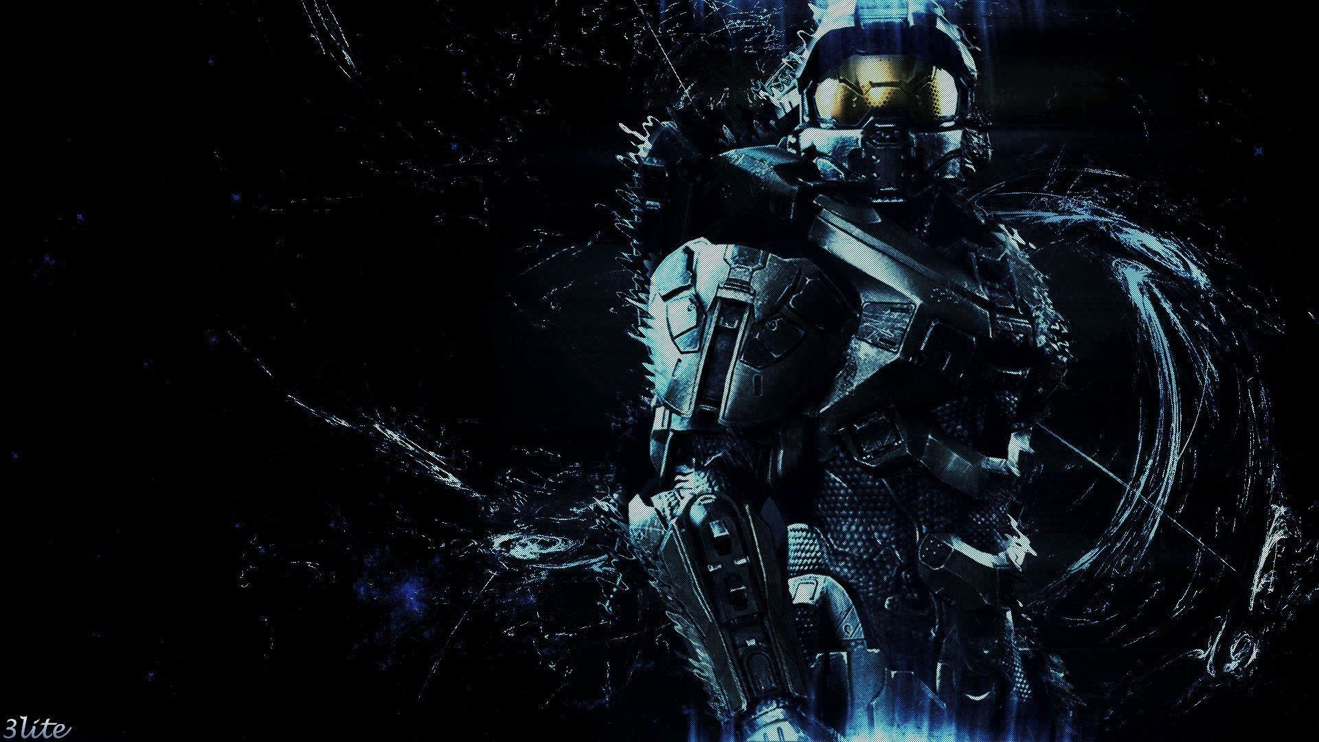 1920x1080  Wallpapers For > Halo Master Chief Collection Wallpaper Hd