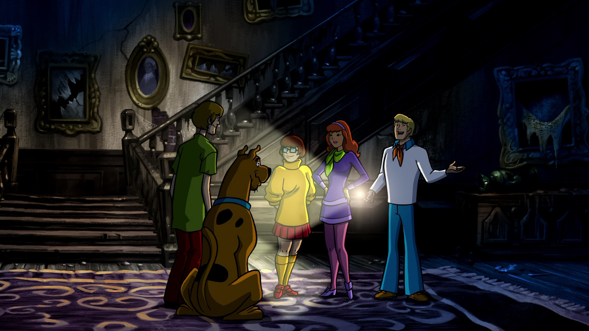 1920x1080 Download Scooby Doo Photo Free.