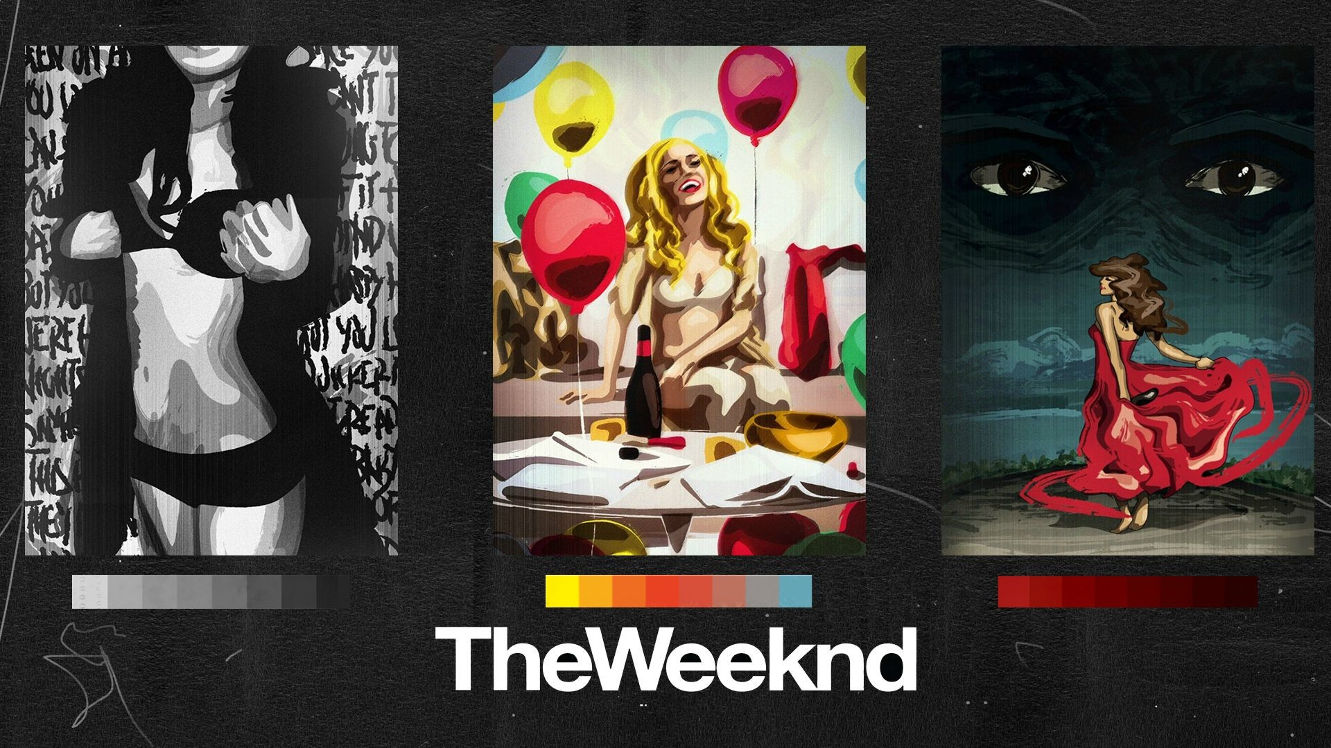 the weeknd discography download
