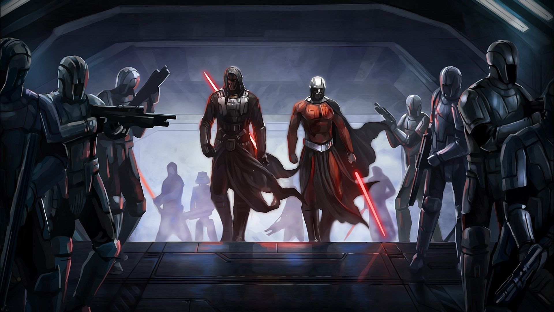 1920x1080 Star Wars Old Republic Wallpaper