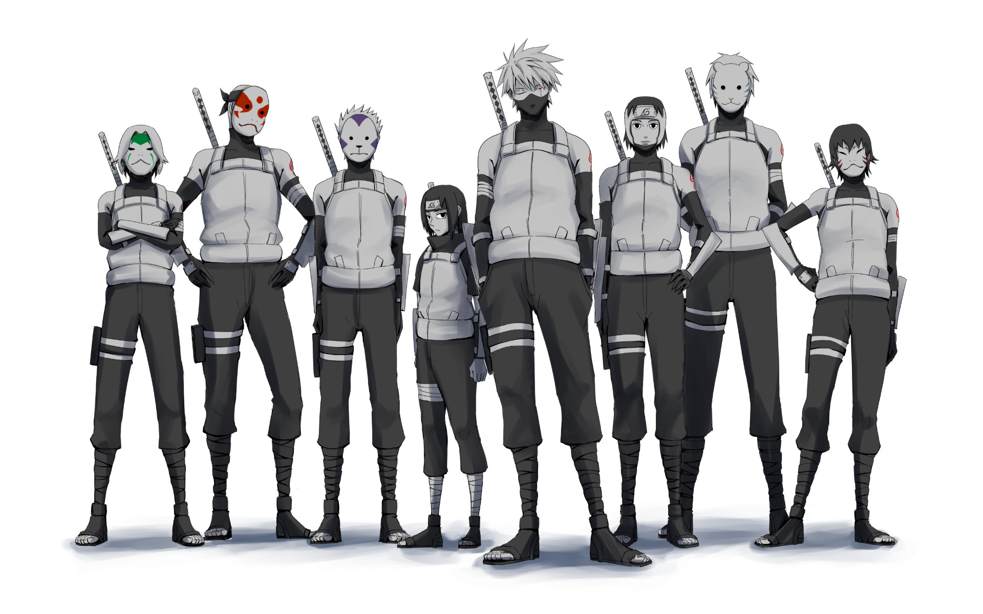Most Inspiring Wallpaper Naruto Black And White - 258123  Picture_302281.jpg