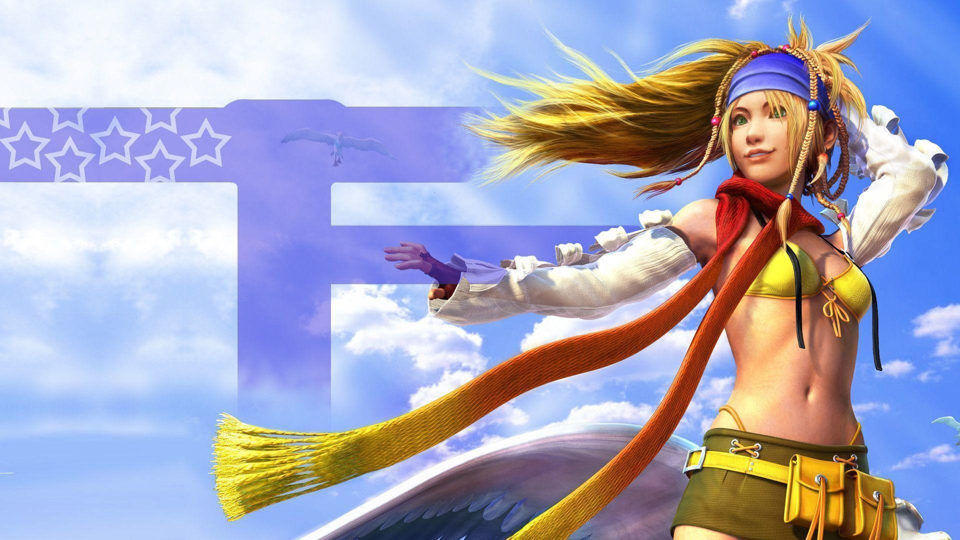 Final Fantasy X Wallpapers Hd 77 Images: Final Fantasy X HD Wallpaper (86+ Images
