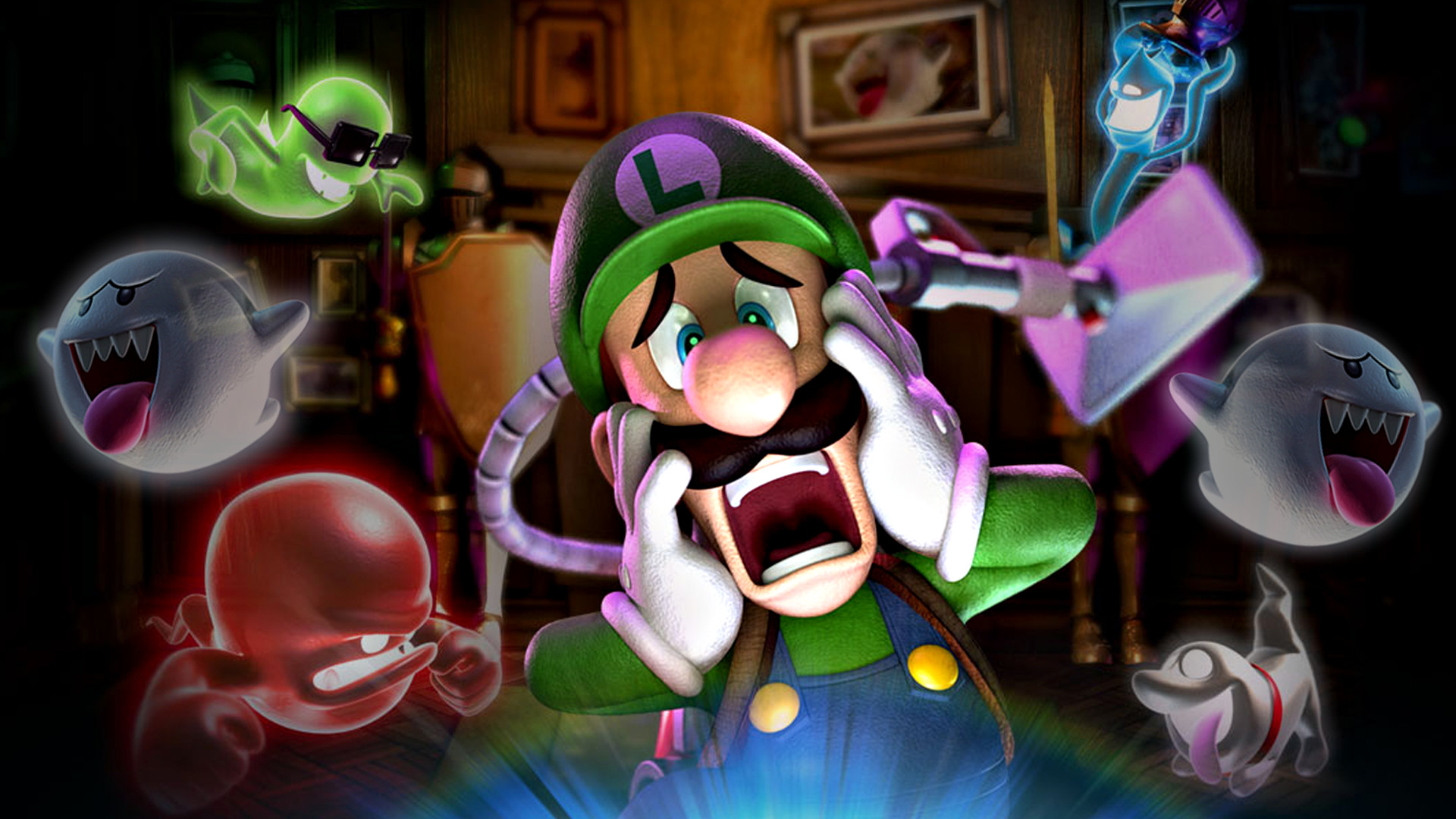 1920x1080 Luigis Mansion 2 Dark Moon HD Wallpaper By Louie82Y On DeviantArt
