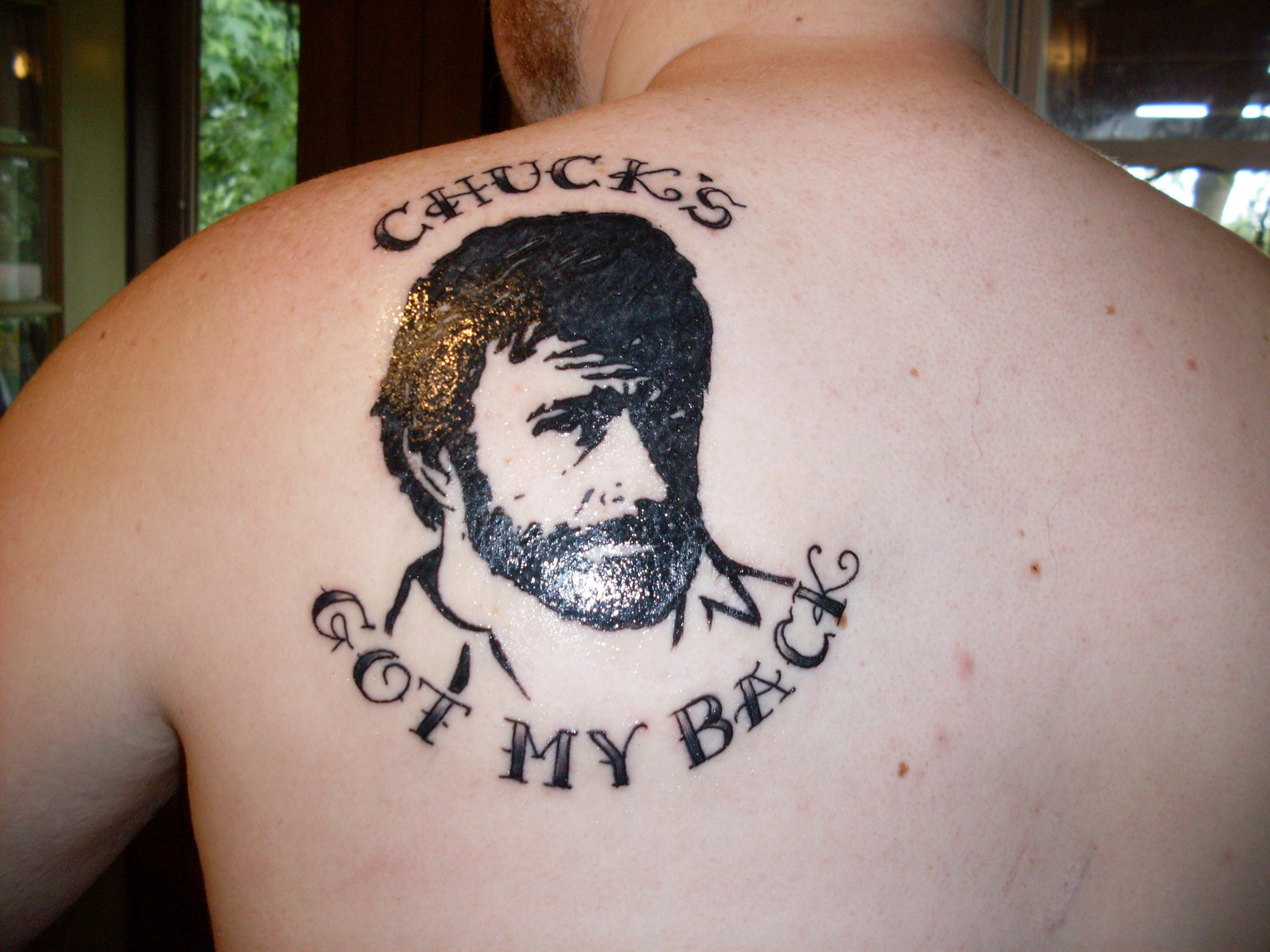 2560x1920 Chuck Norris images chuck's got my back HD wallpaper and background photos