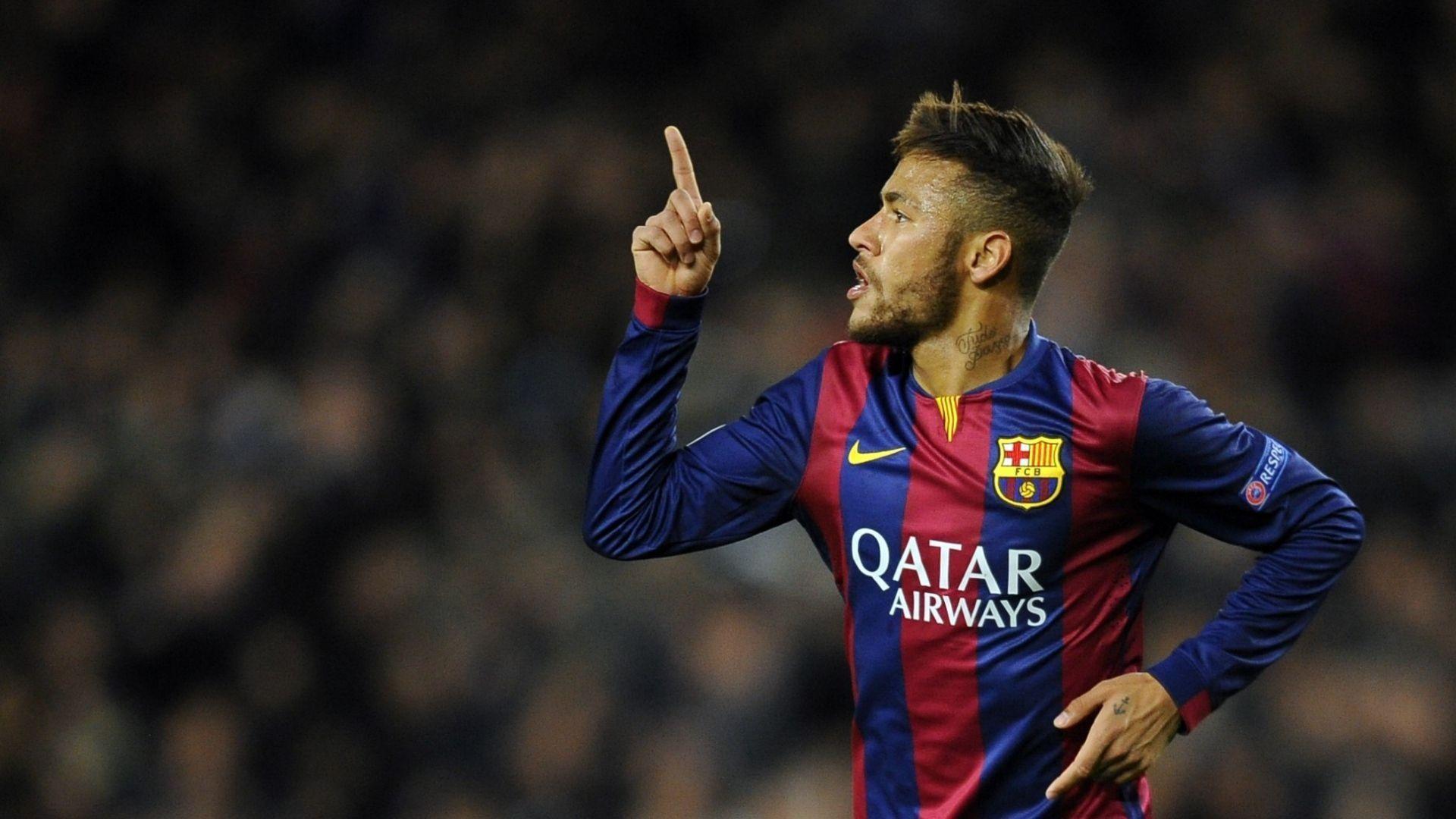 1920x1080 Neymar Barcelona Player Wallpaper HD