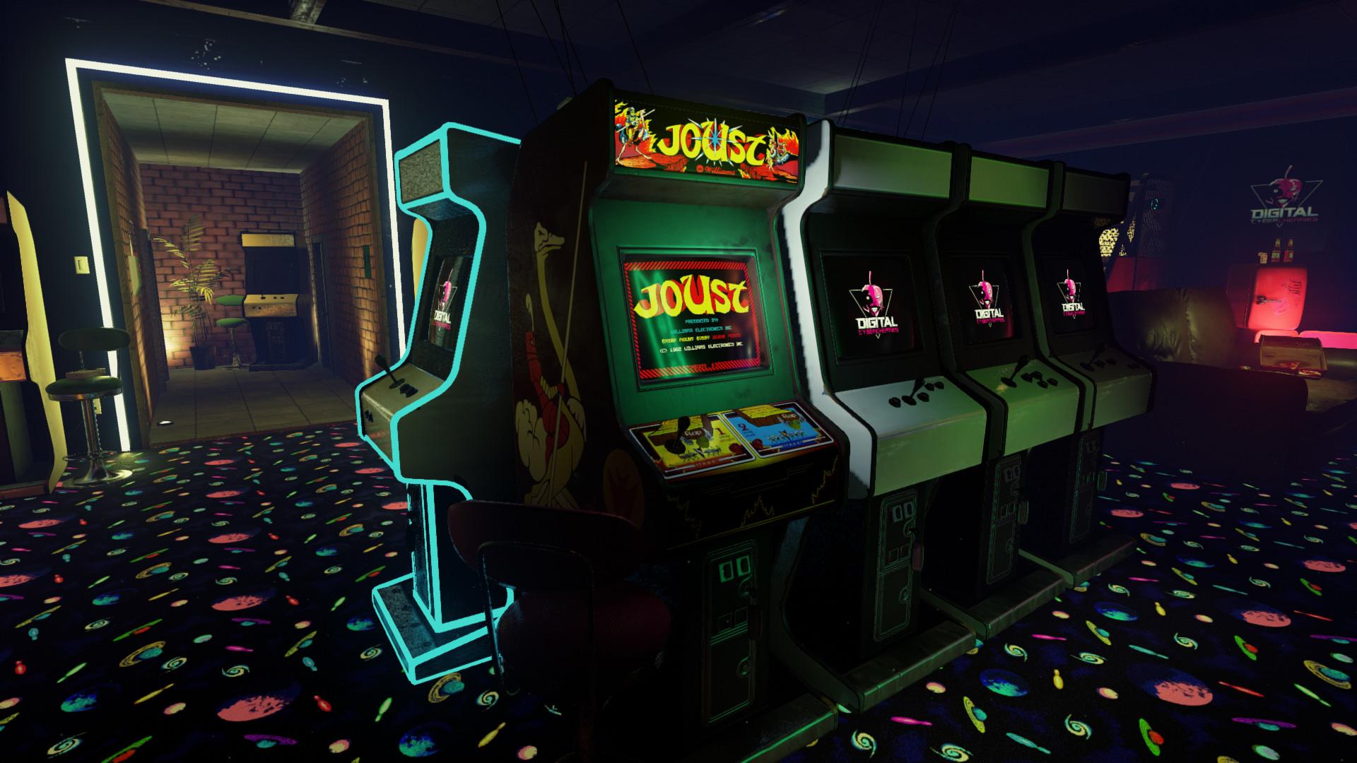 Retro Arcade Wallpaper 82 Images