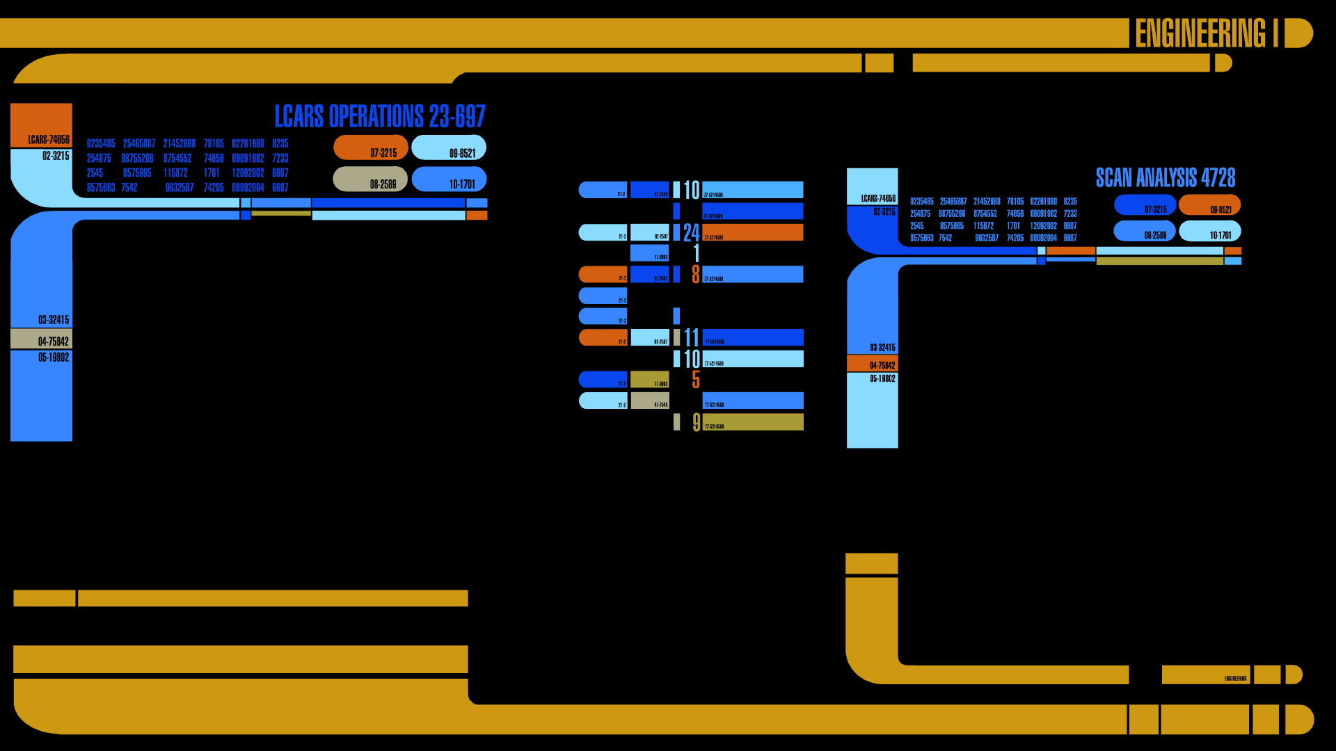 Star Trek Control Panel Wallpaper 62 Images