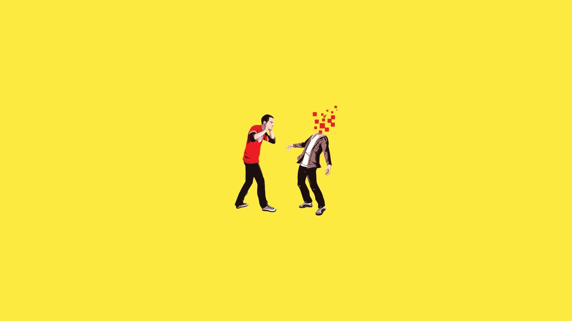Big Bang Theory Wallpapers (72+ images)