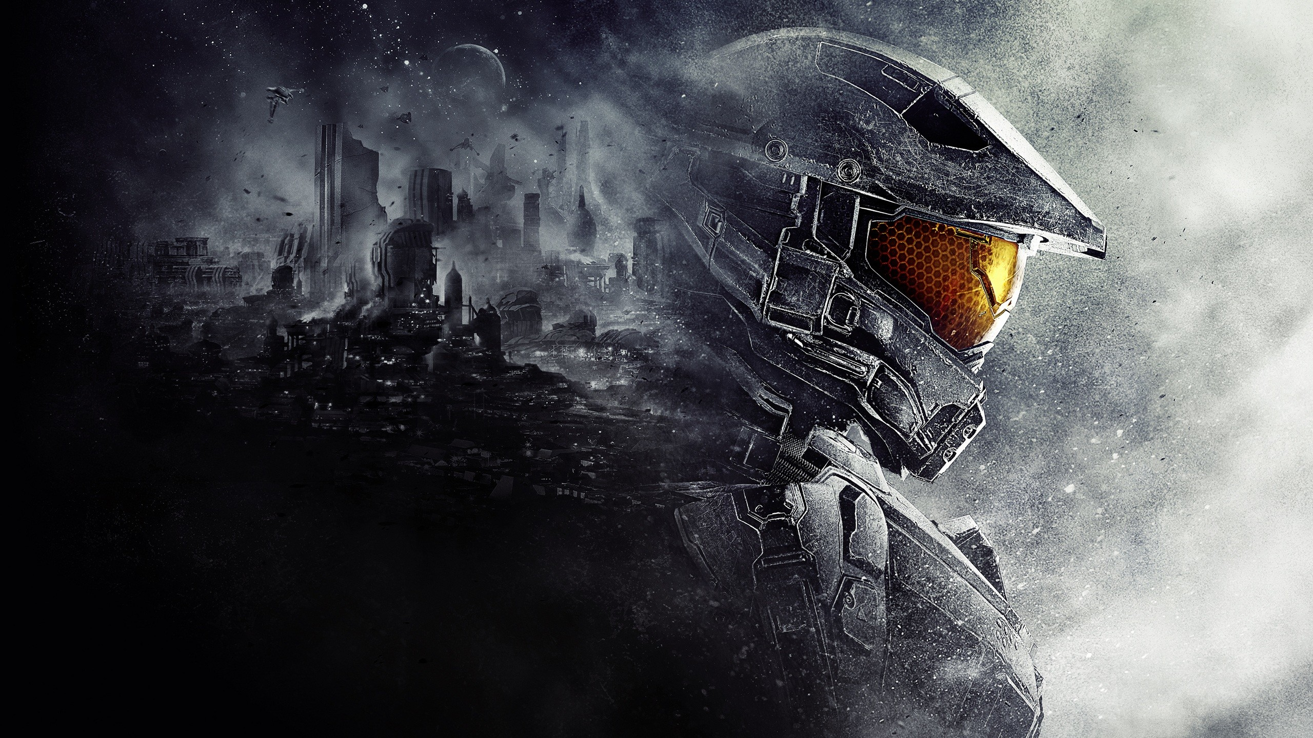 10 Latest Video Game Wallpapers 2560x1440 Full Hd 1080p: Awesome Halo Backgrounds (45+ Images