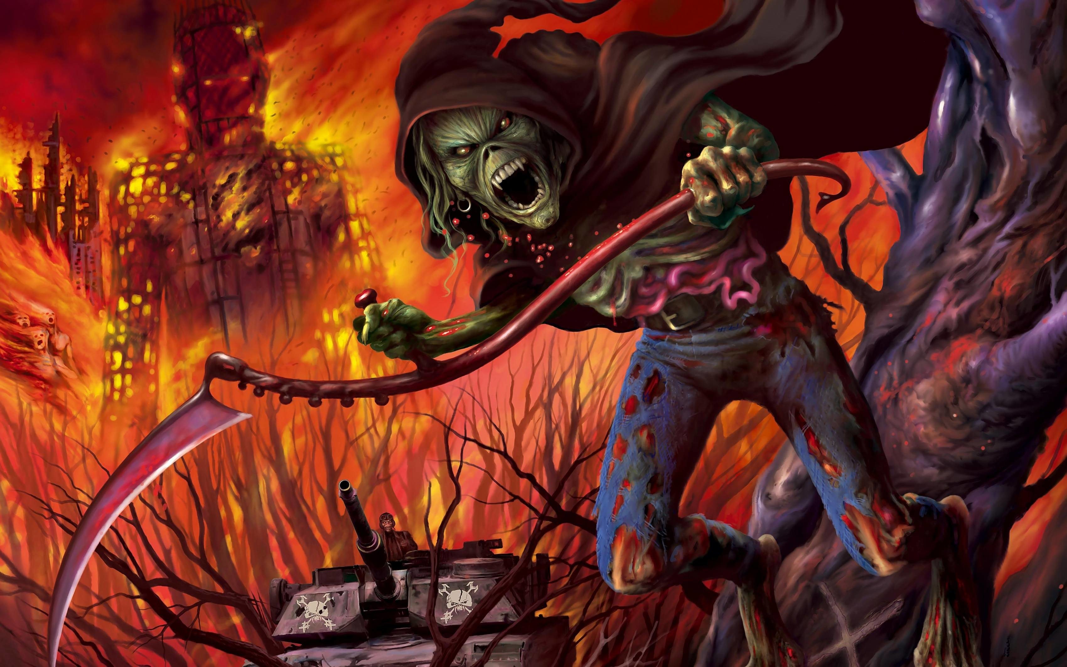Iron Maiden Wallpaper (78+ images)