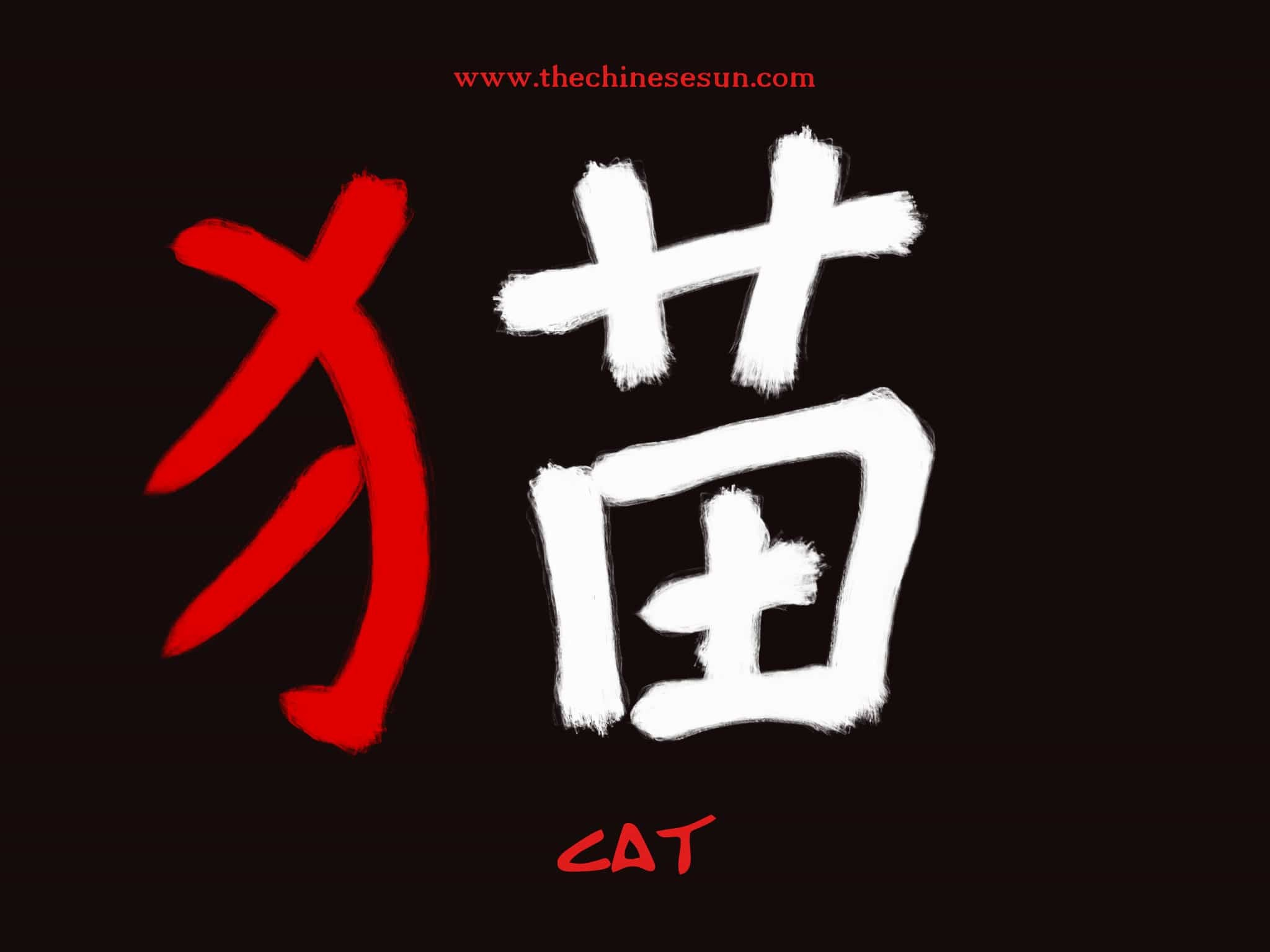 2048x1536 basic-chinese-radicals-cat-in-chinese-characters-chinese-
