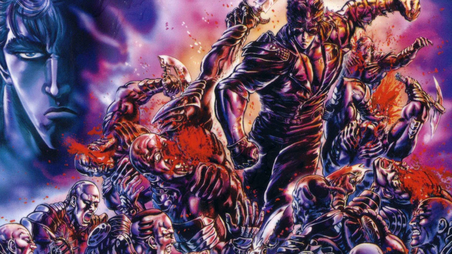 Hokuto no ken wallpaper 60 images - Ken hd wallpaper ...
