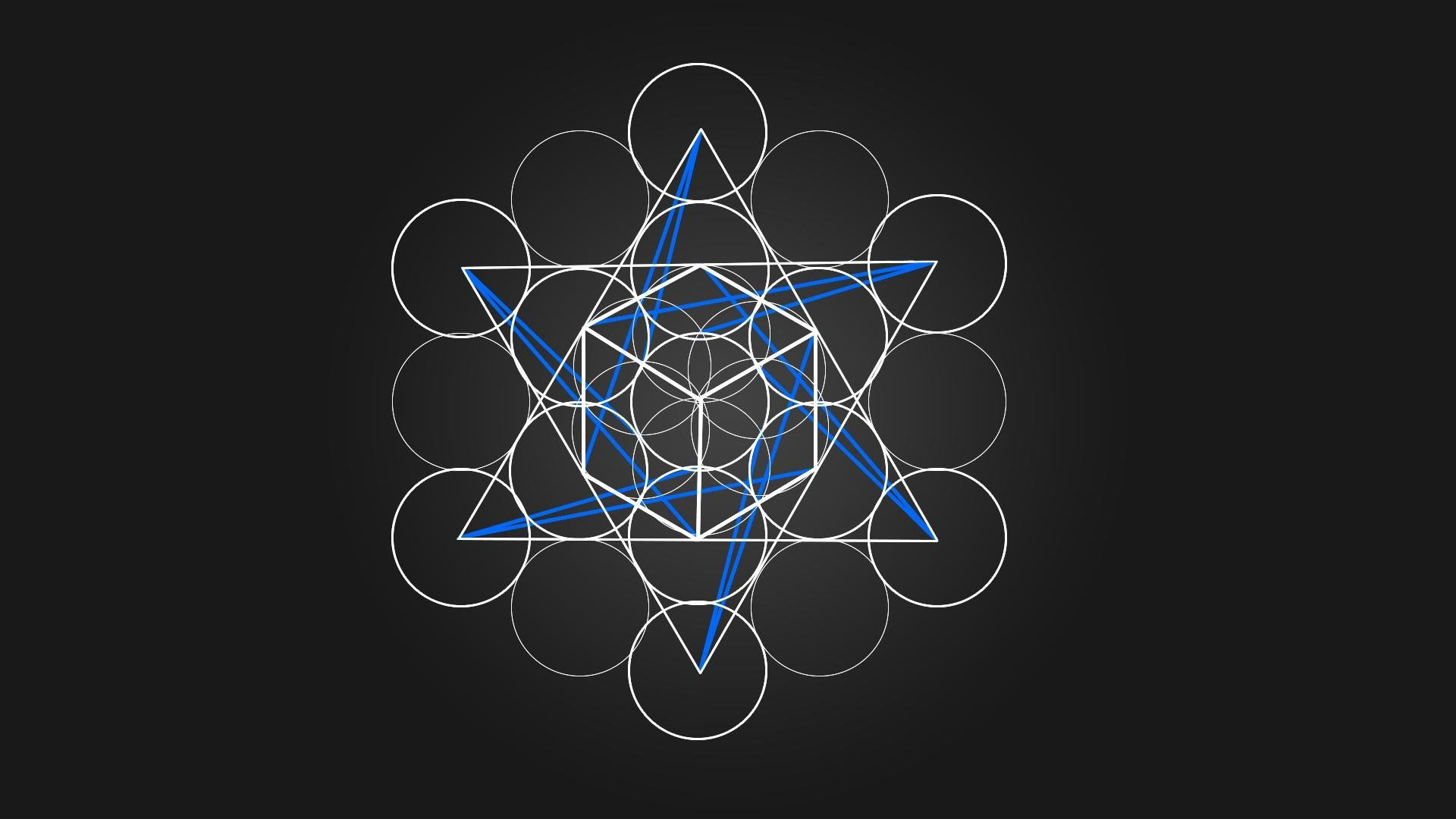 1920x1080 Metatron's Cube, The White Light and Prism, Let There be Photons, YOU ARE  THE LIGHT!