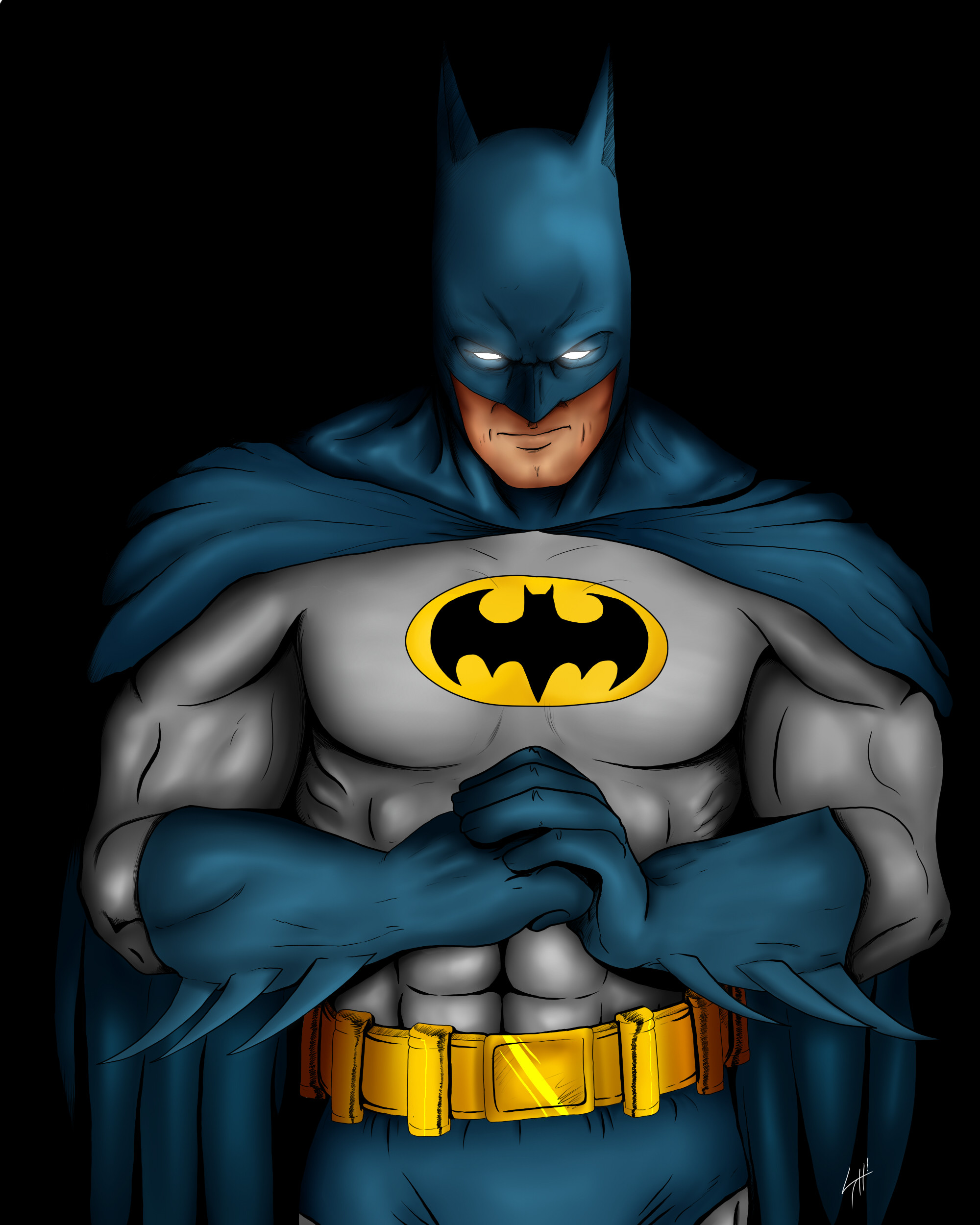 Batman cartoon wallpaper 76 images - Batman cartoon images ...