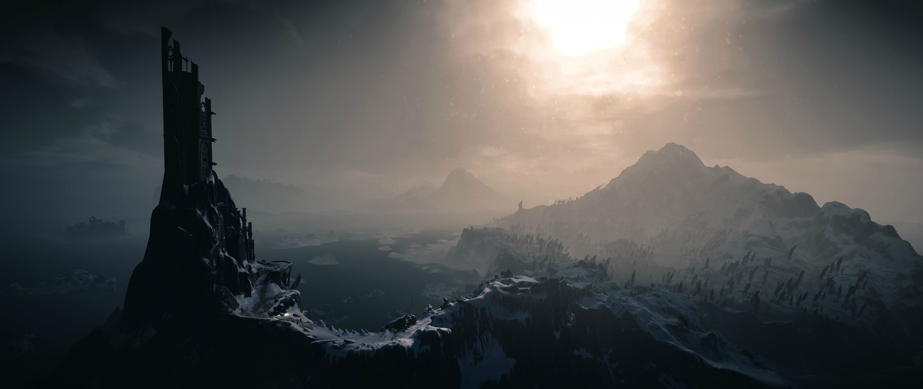 Witcher 3 4k wallpaper 52 images - The witcher wallpaper 4k ...