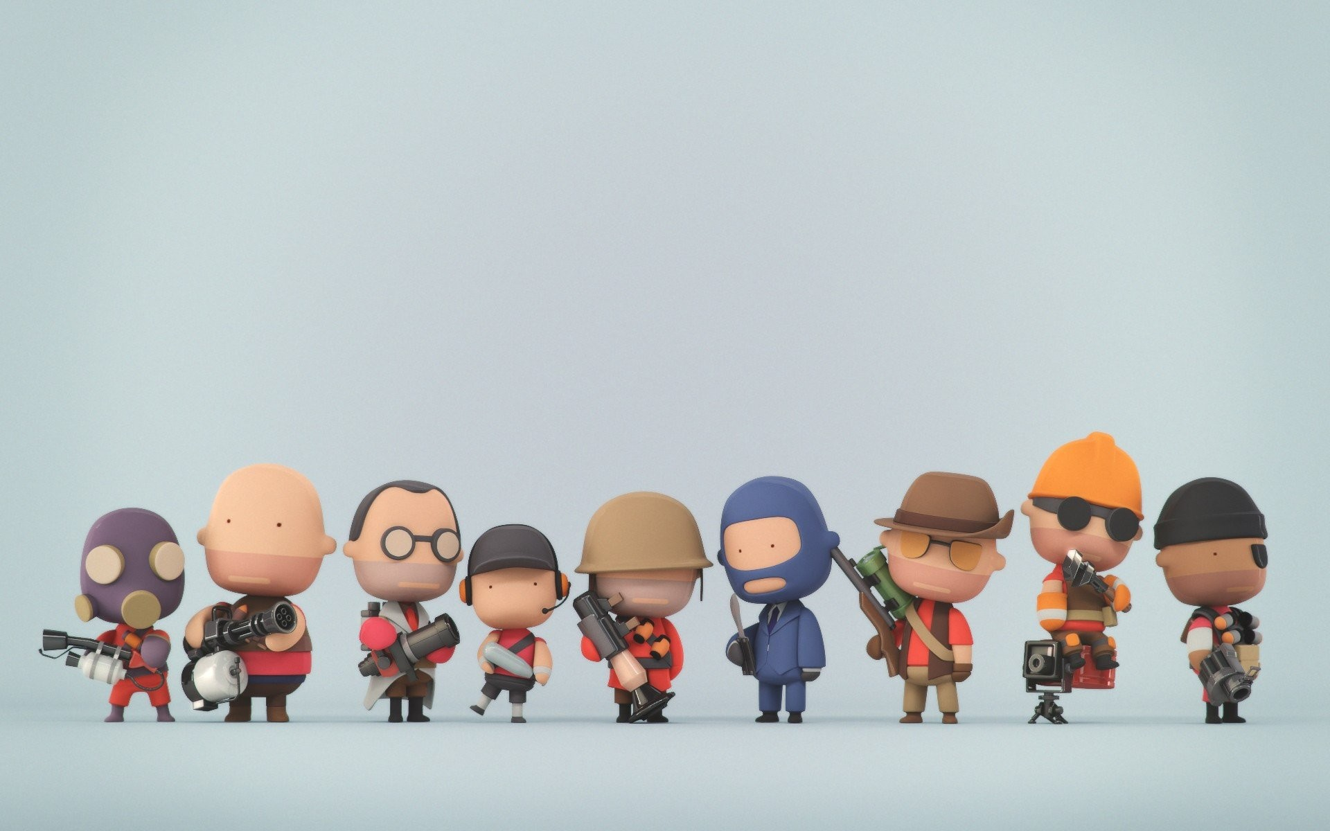 1920x1200 Heavy TF2 Engineer TF2 Pyro TF2 Spy TF2 Scout TF2 Medic TF2 sentry TF2  Demoman TF2 Team Fortress 2 Soldier TF2 Sniper TF2 wallpaper |  |  275504 | ...